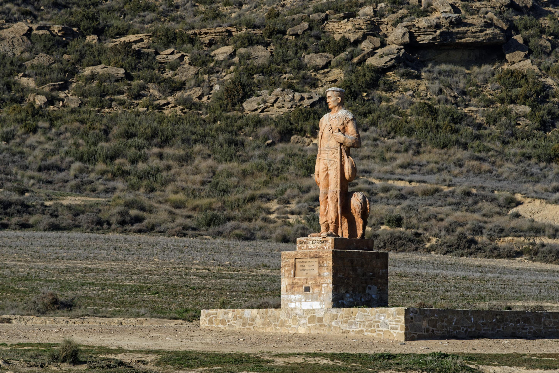 150112-Bardenas blanca alta - Piste d'El Paso - Le Berger (6)