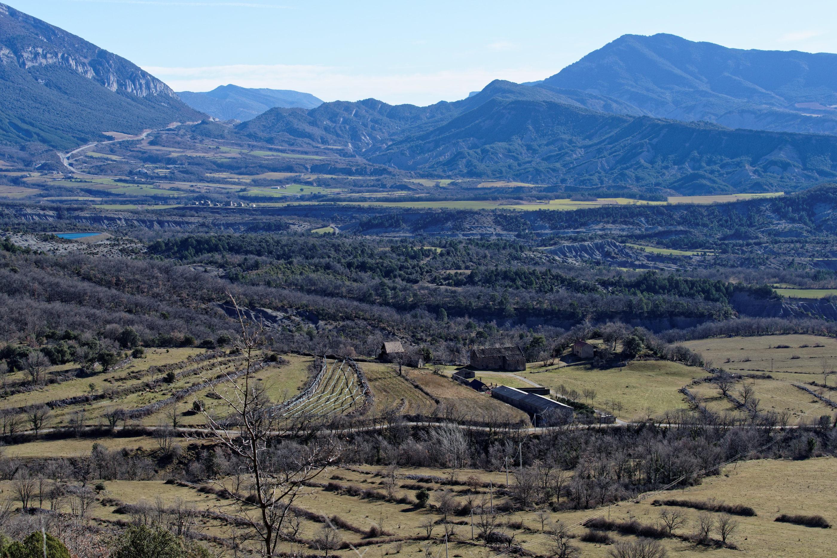 150125-Route FosadoLos Molinos (Sobrarbe-La Fueva) (17)