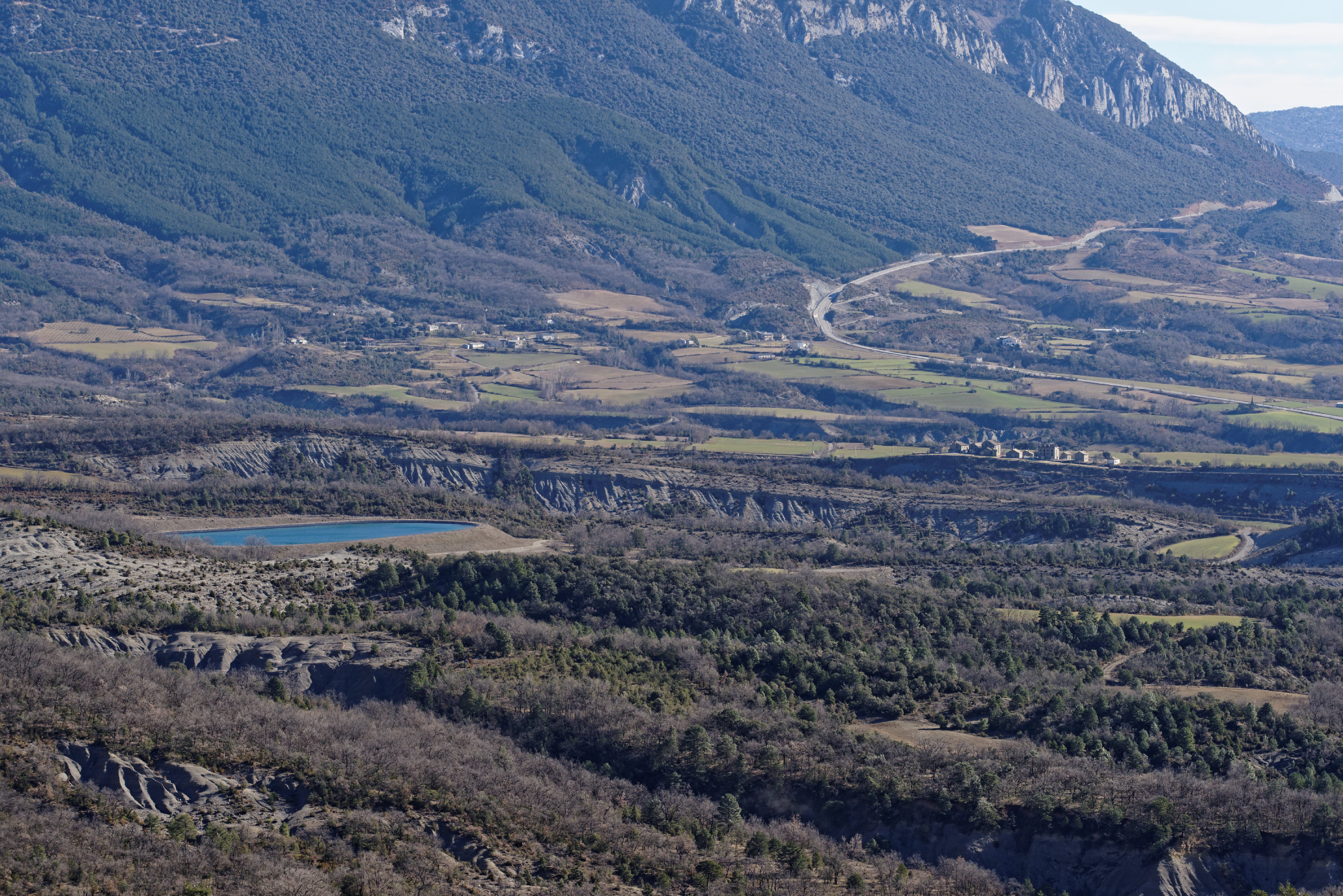 150125-Route FosadoLos Molinos (Sobrarbe-La Fueva) (19)