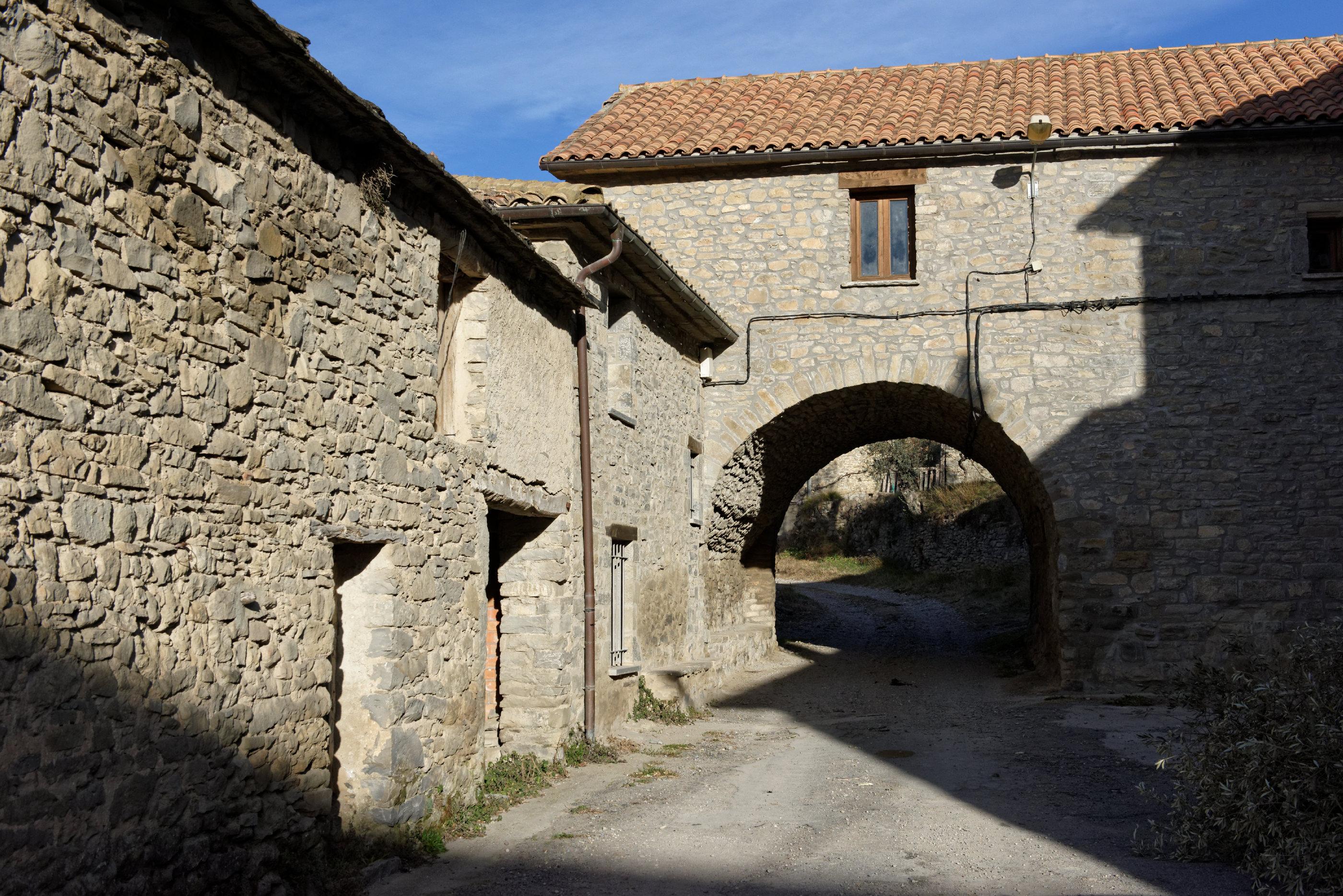 150127-Casteron de Sobrarbe  (Sobrarbe-Ainsa) (16)