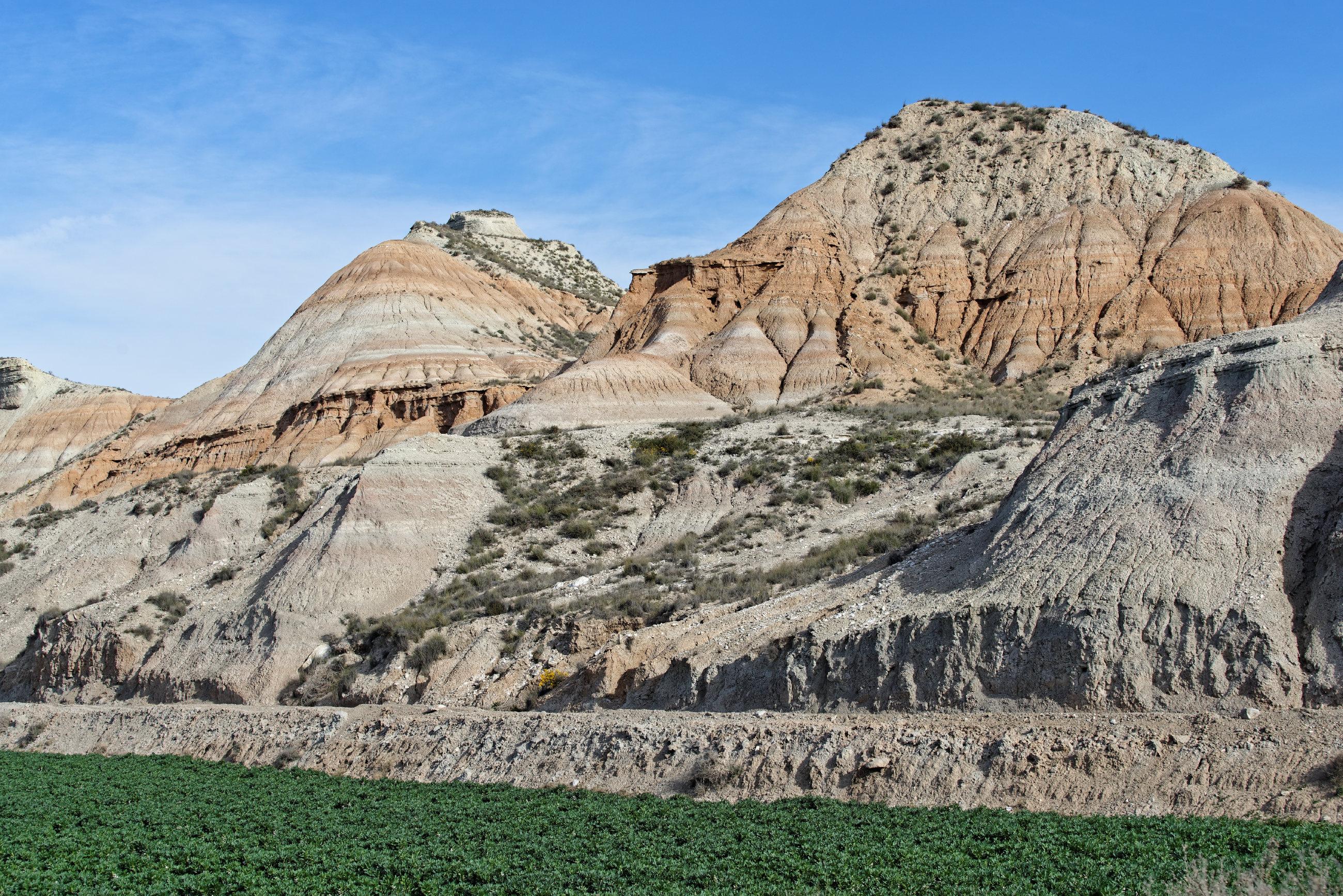150309-Piste du mont El Fraile (Bardenas La negra) (10)