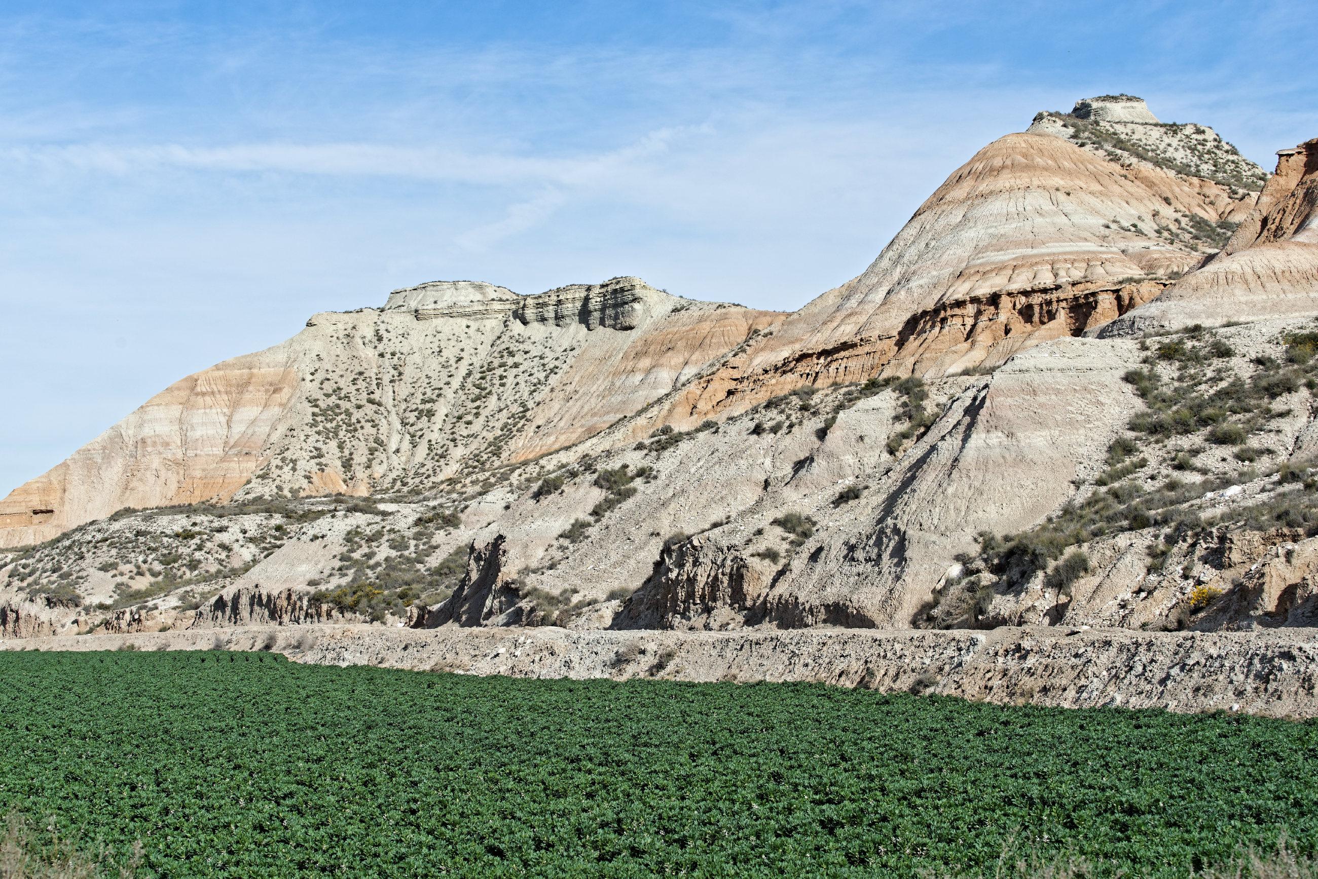 150309-Piste du mont El Fraile (Bardenas La negra) (11)