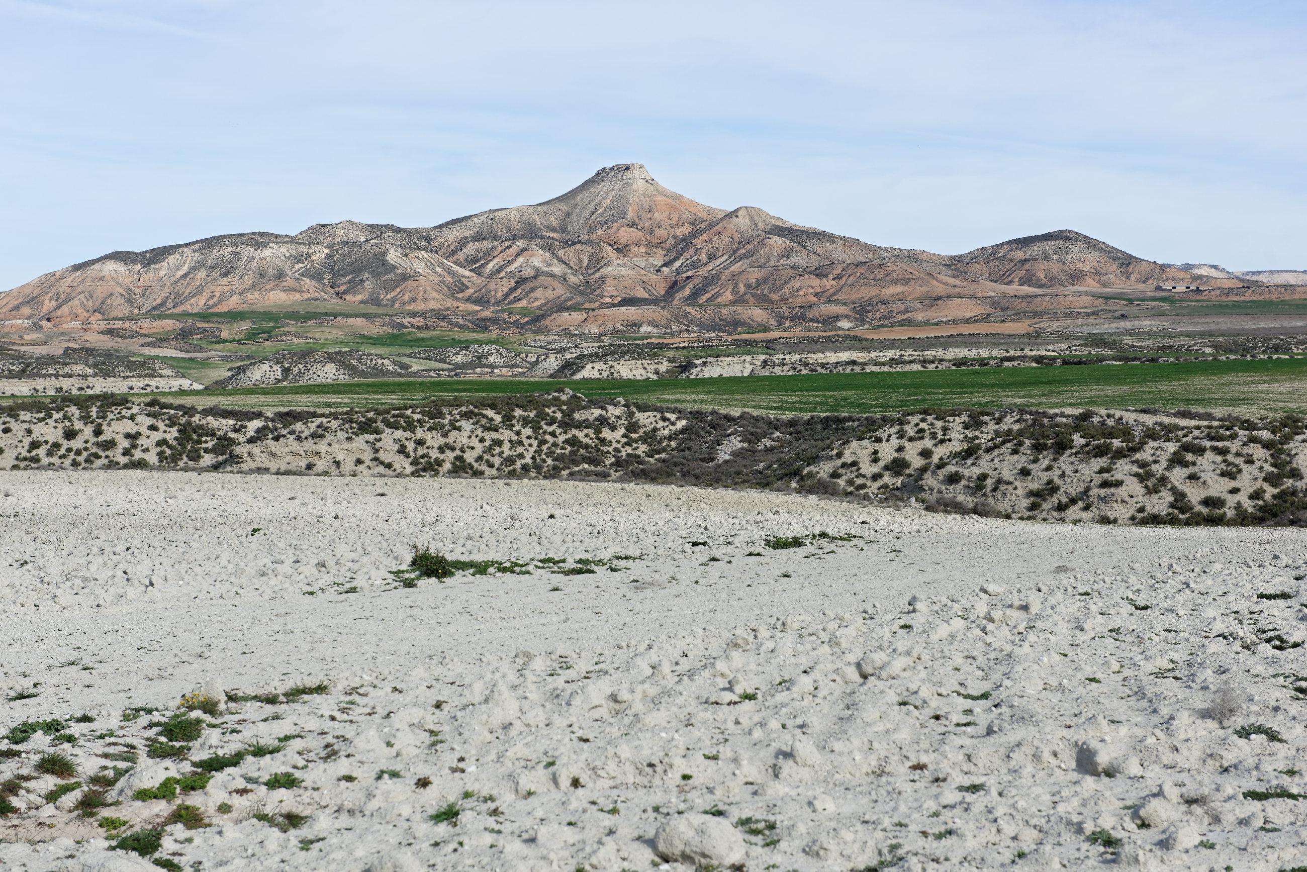 150309-Piste du mont El Fraile (Bardenas La negra) (27)