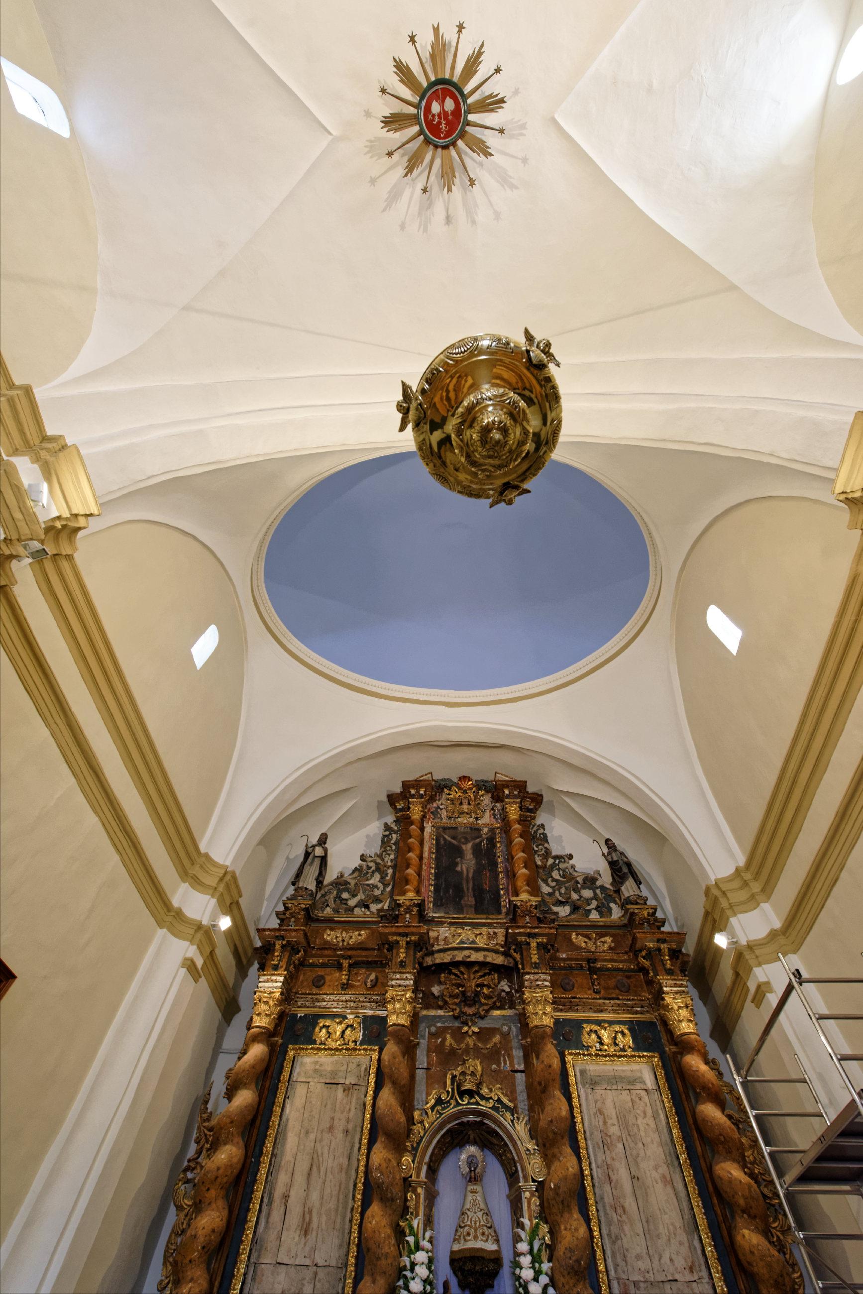 150310-Sanctuaire Sancho Abarca (Bardenas La negra) (12)