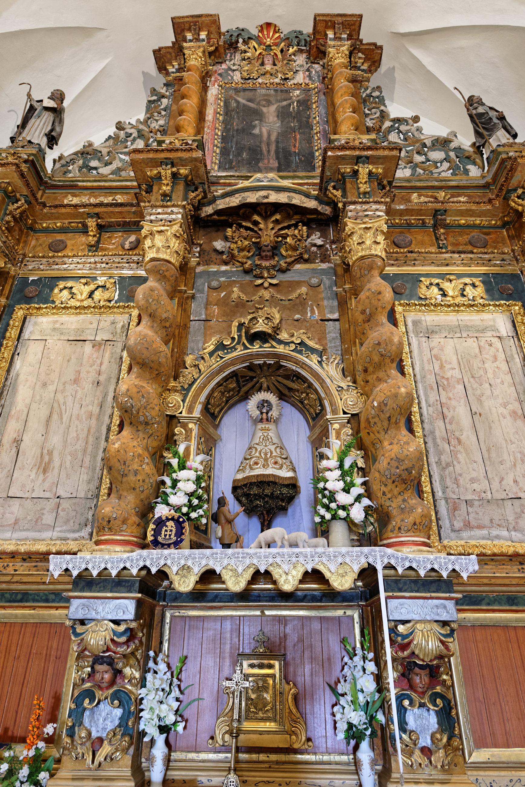 150310-Sanctuaire Sancho Abarca (Bardenas La negra) (17)