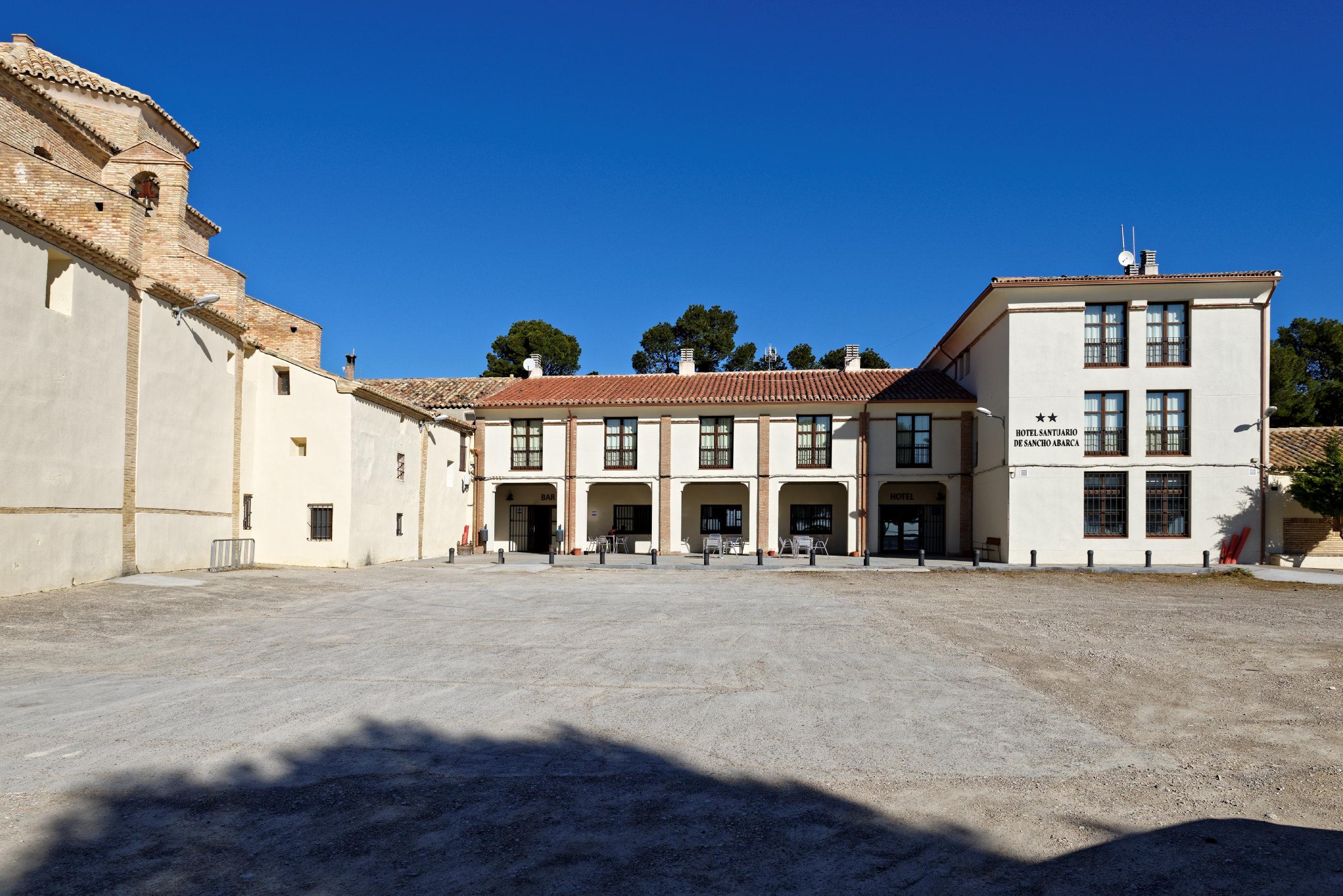 150311-Sanctuaire Sancho Abarca (Aragon) (18)
