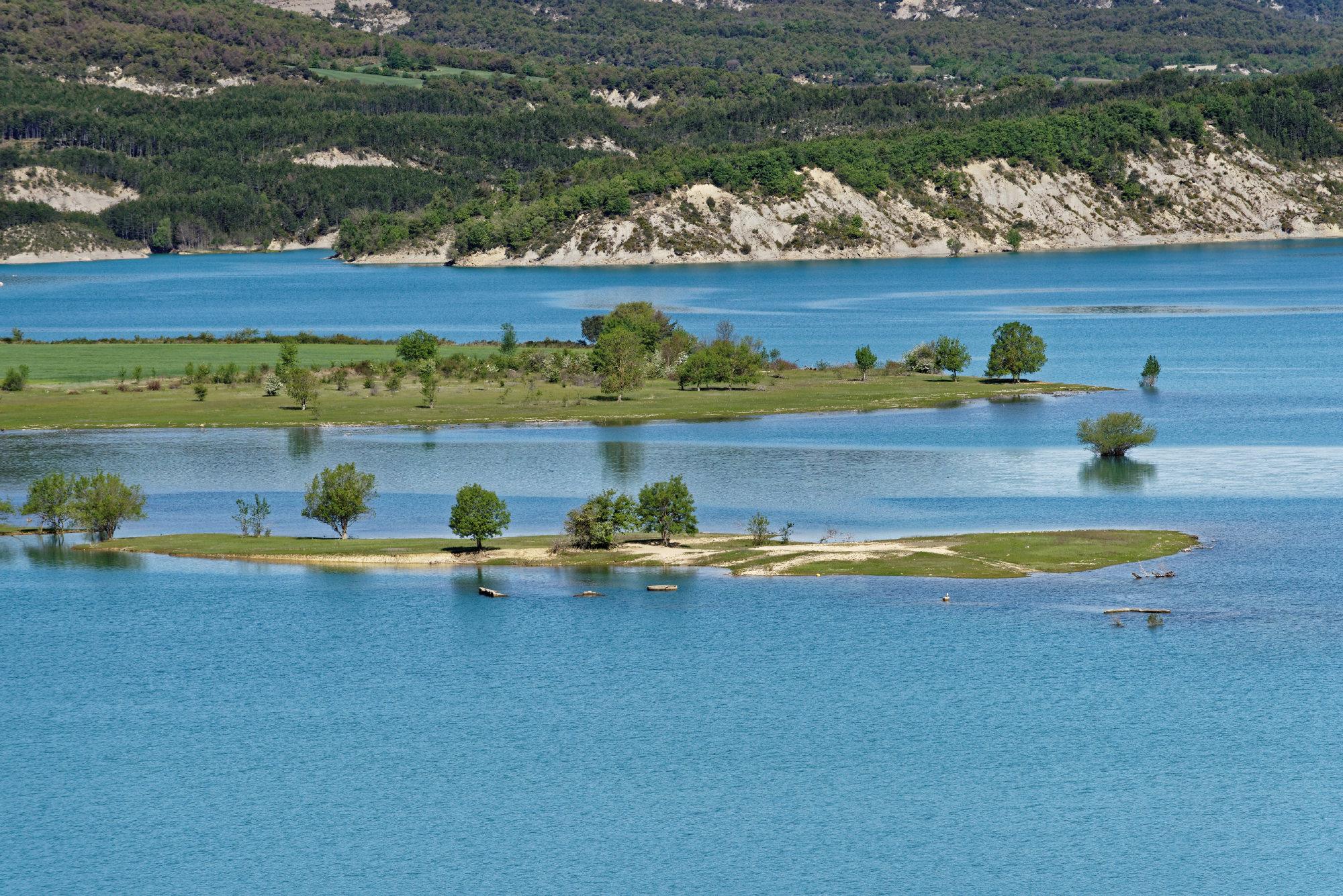 150428-Lac Mediano - Chateau Samitier - Liguerre de Cinca (Sobrarbe) (121)