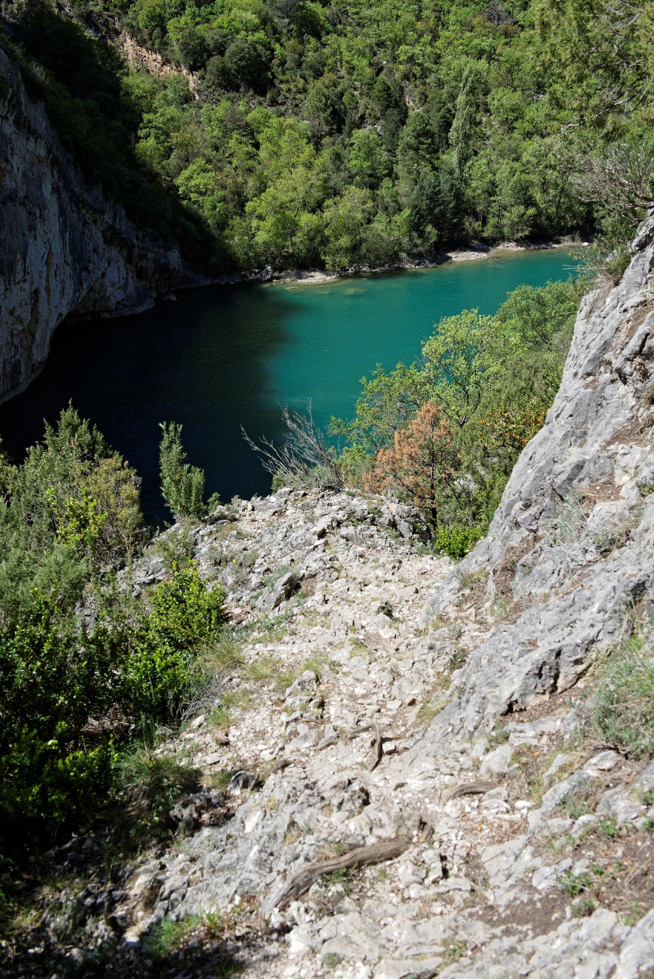 150428-Lac Mediano - Chateau Samitier - Liguerre de Cinca (Sobrarbe) (157)