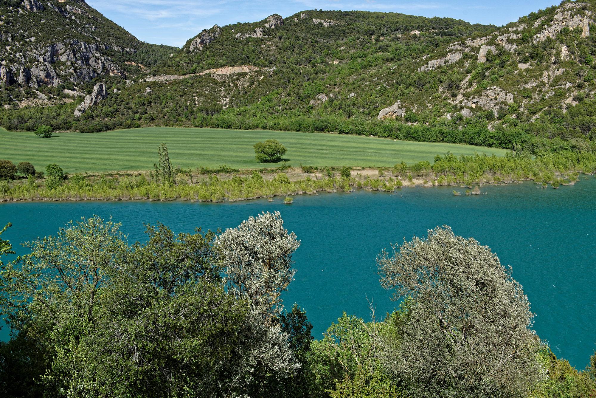 150428-Lac Mediano - Chateau Samitier - Liguerre de Cinca (Sobrarbe) (208)