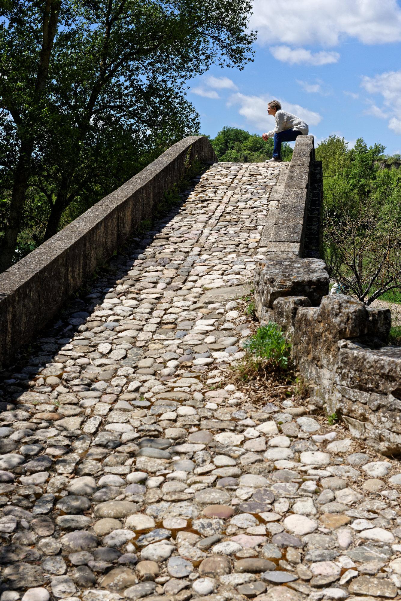150429-Puente de Campanachal ou de la Albarda (Somontano) (3)
