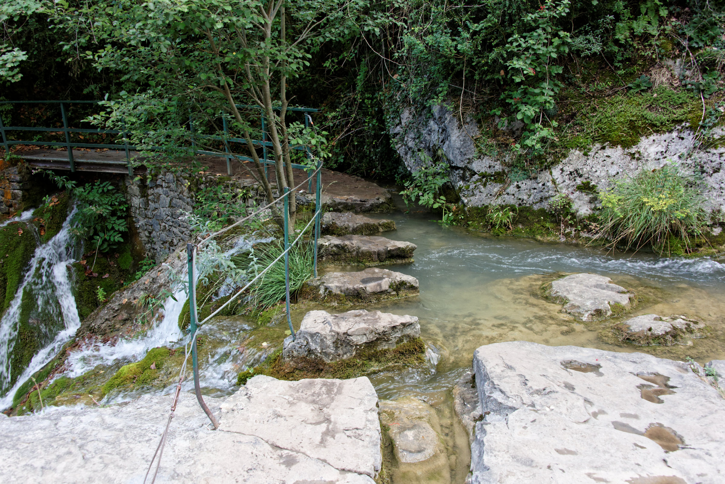 150823-Cascades du rio Aso (Sobrarbe) (17)