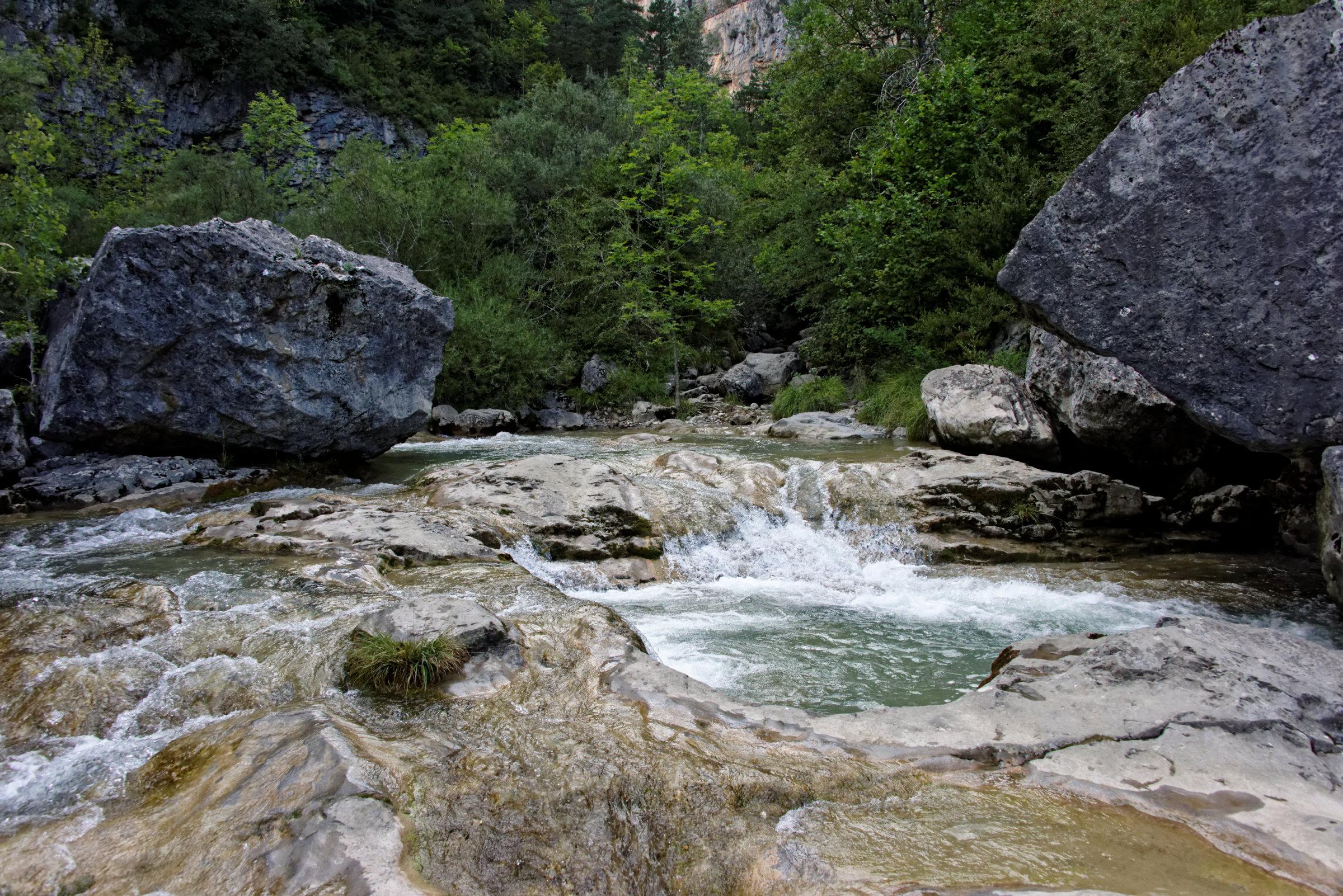 150823-Cascades du rio Aso (Sobrarbe) (22)