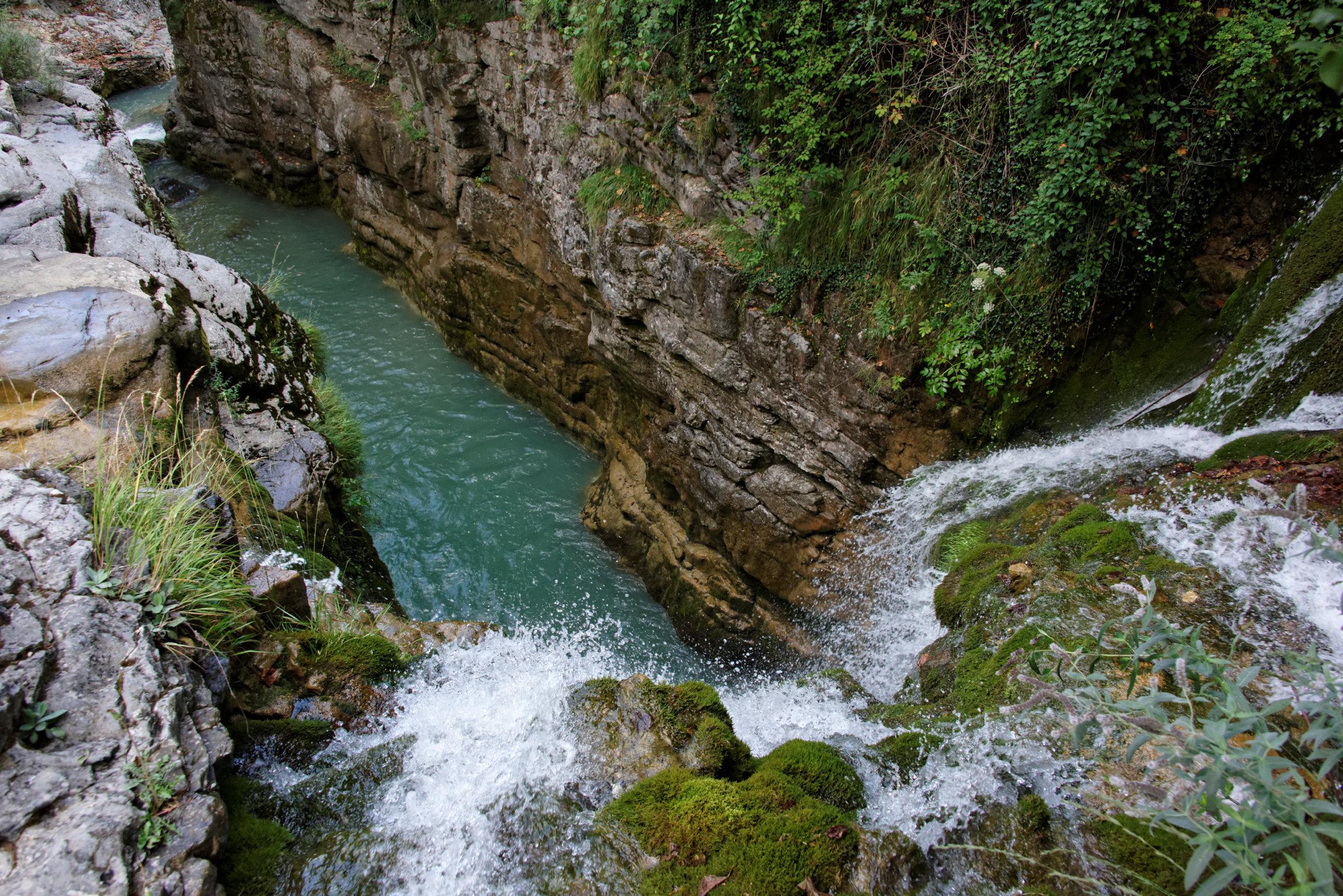 150823-Cascades du rio Aso (Sobrarbe) (30)