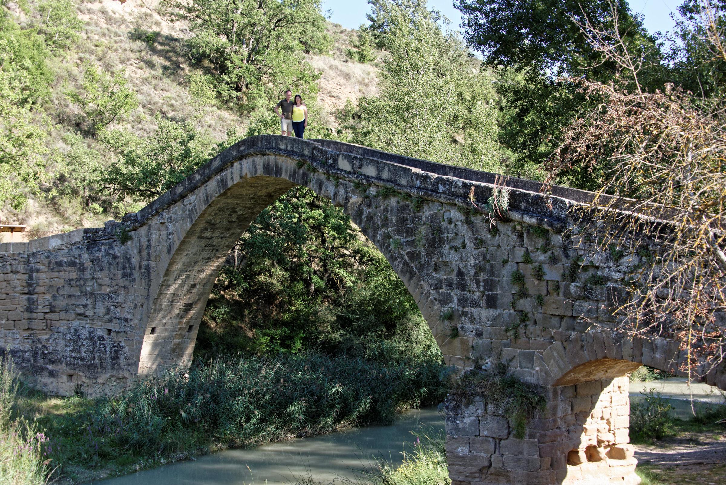 150824-Pont roman de Campanachal (Somontano) (12)