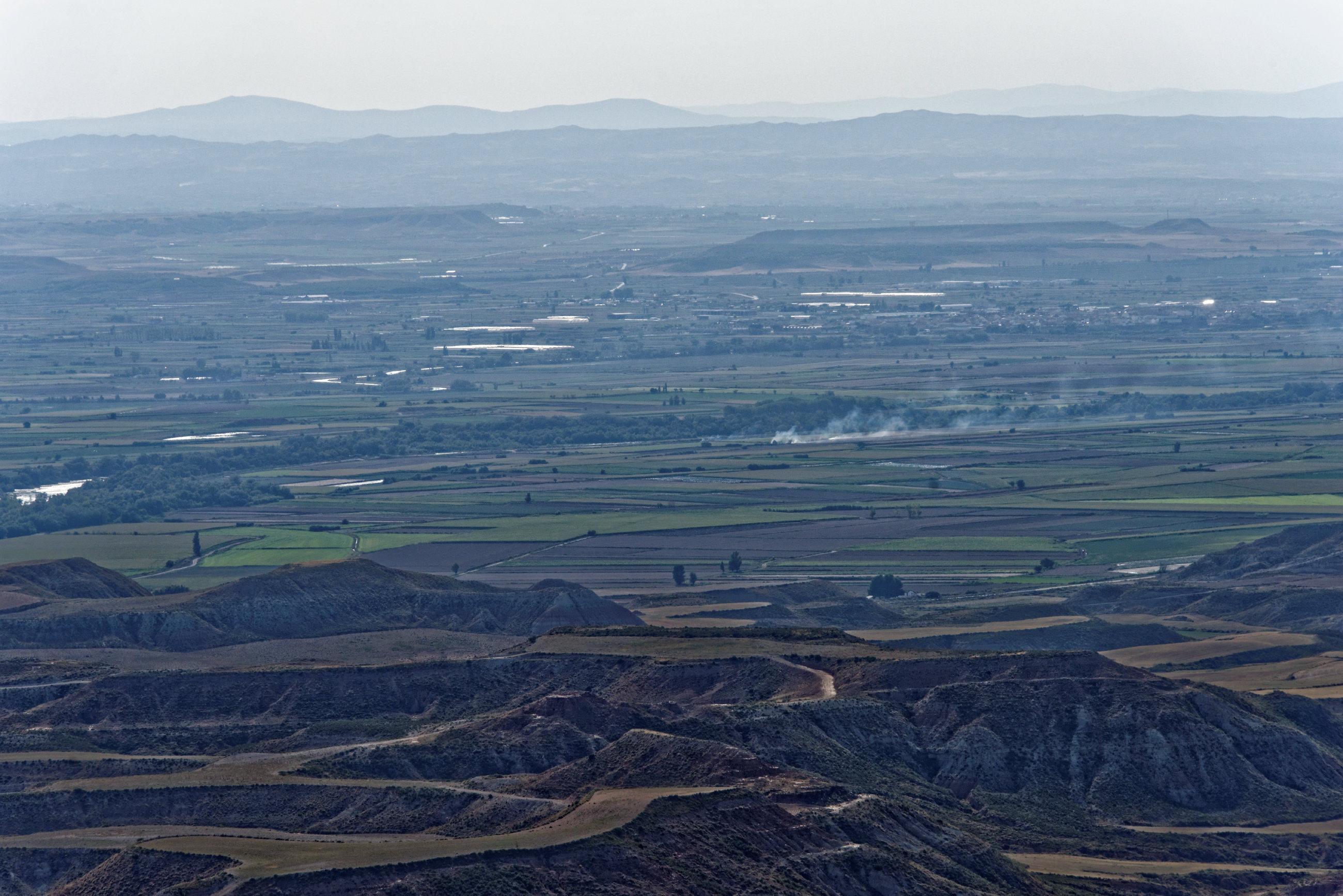 (7023) Ascension du Cabezo del Fraile - Bardenas La Negra