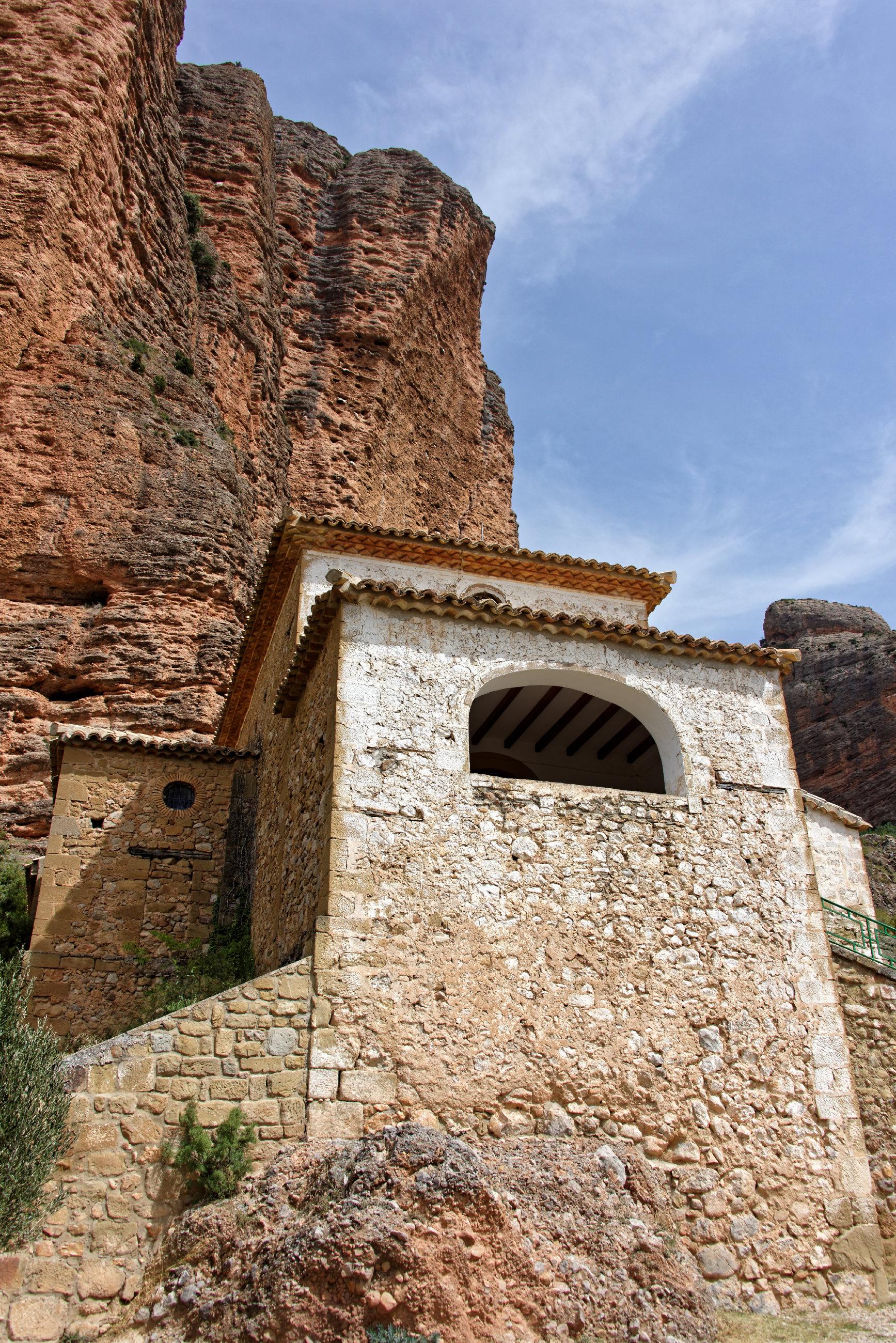 (7252) Mallos de Riglos (Aragon)