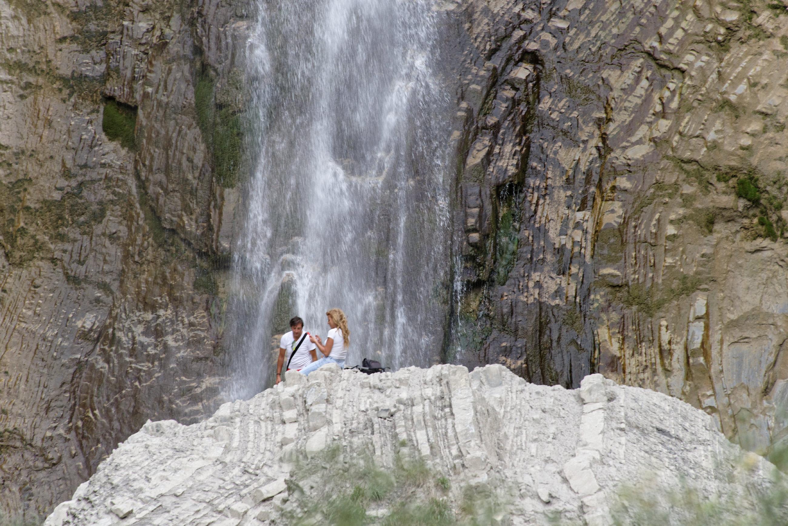 (7272) Broto cascade de Sorrosal (Sobrarbe)