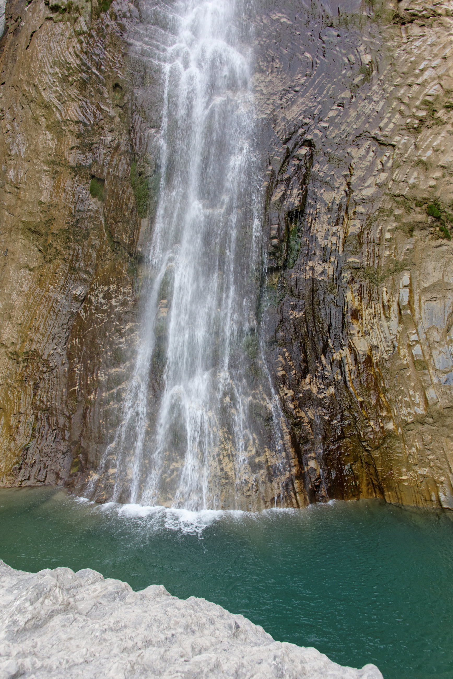 (7281) Broto cascade de Sorrosal (Sobrarbe)