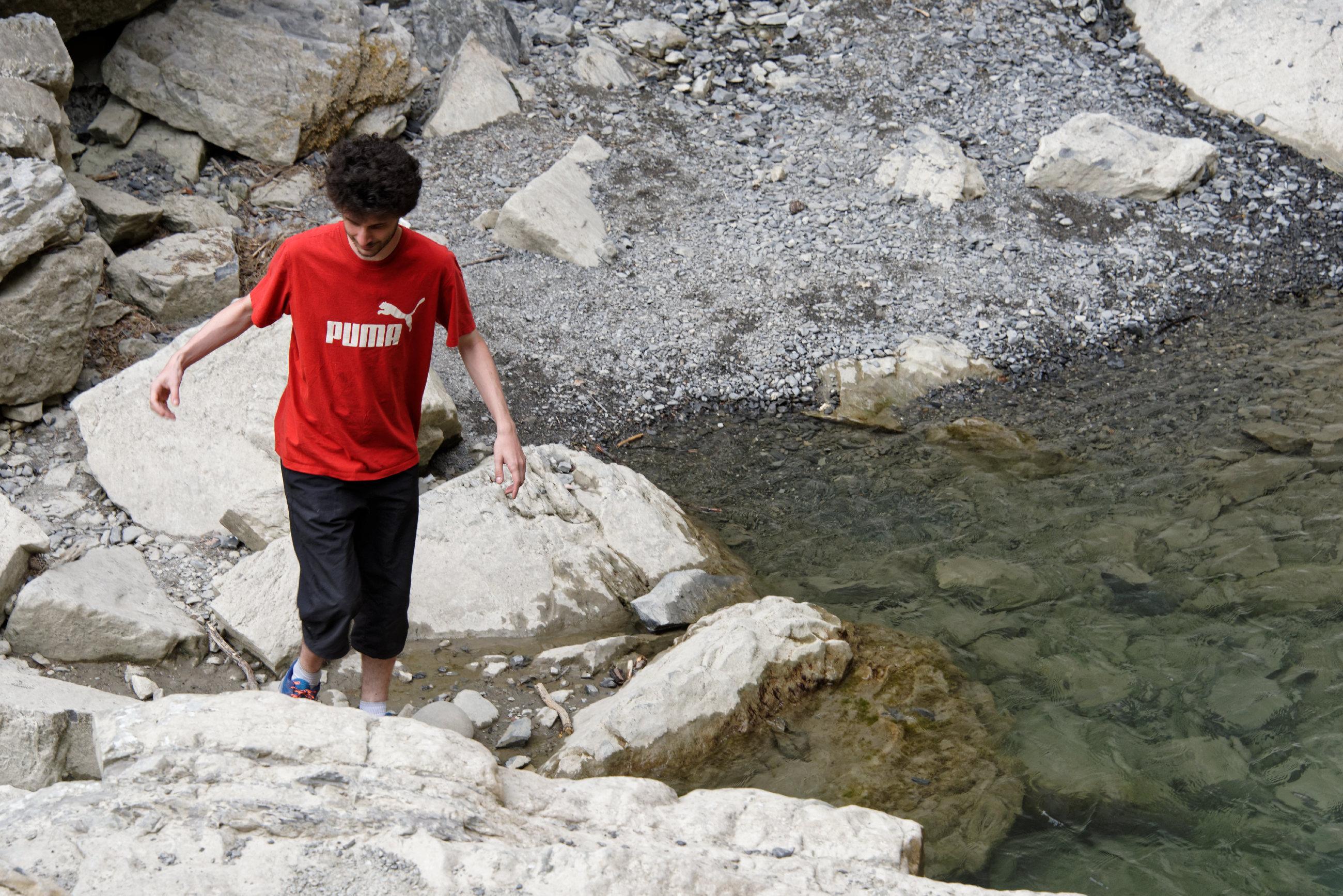 (7282) Broto cascade de Sorrosal (Sobrarbe)