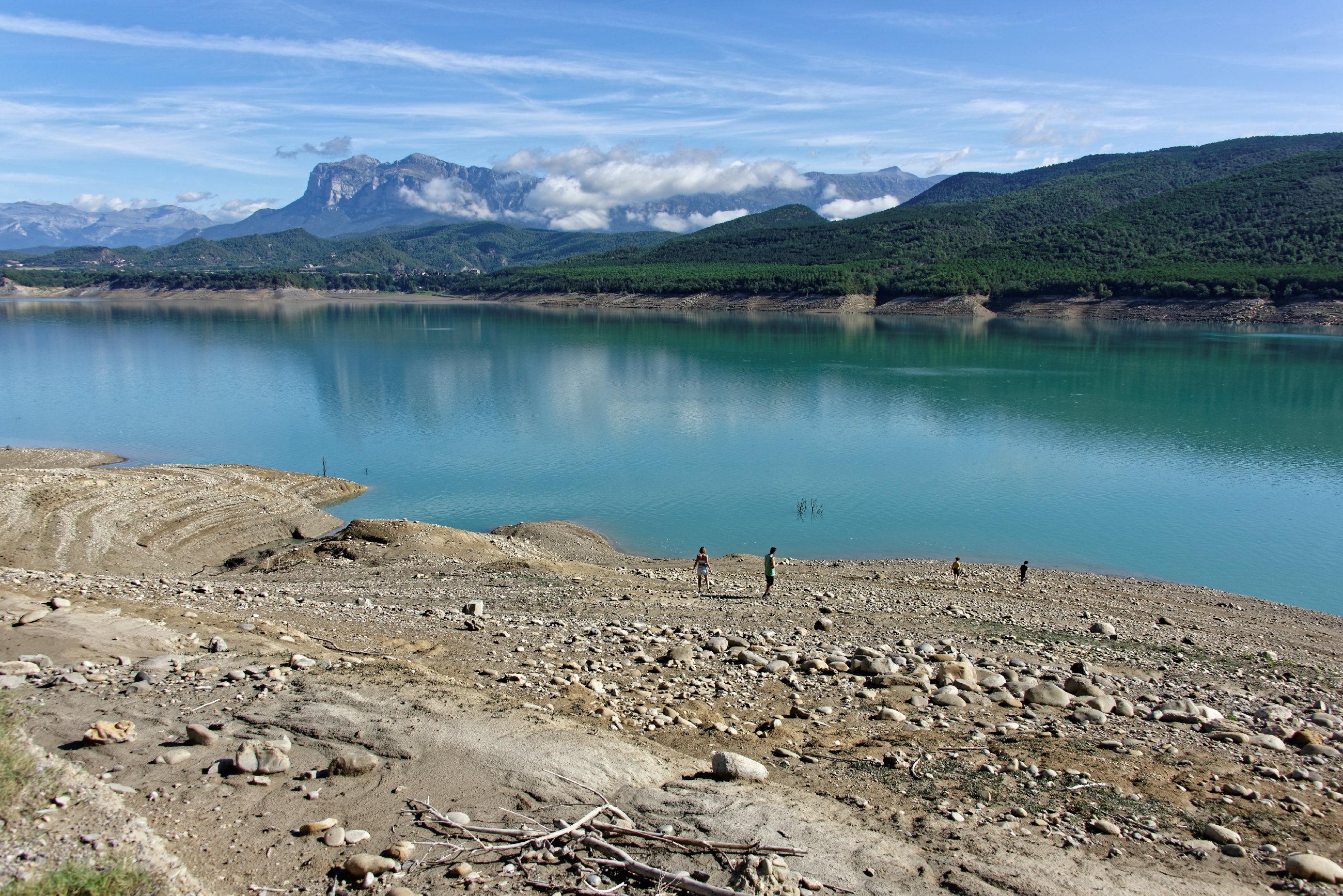 (7311) Lac de Mediano (Sobrarbe)