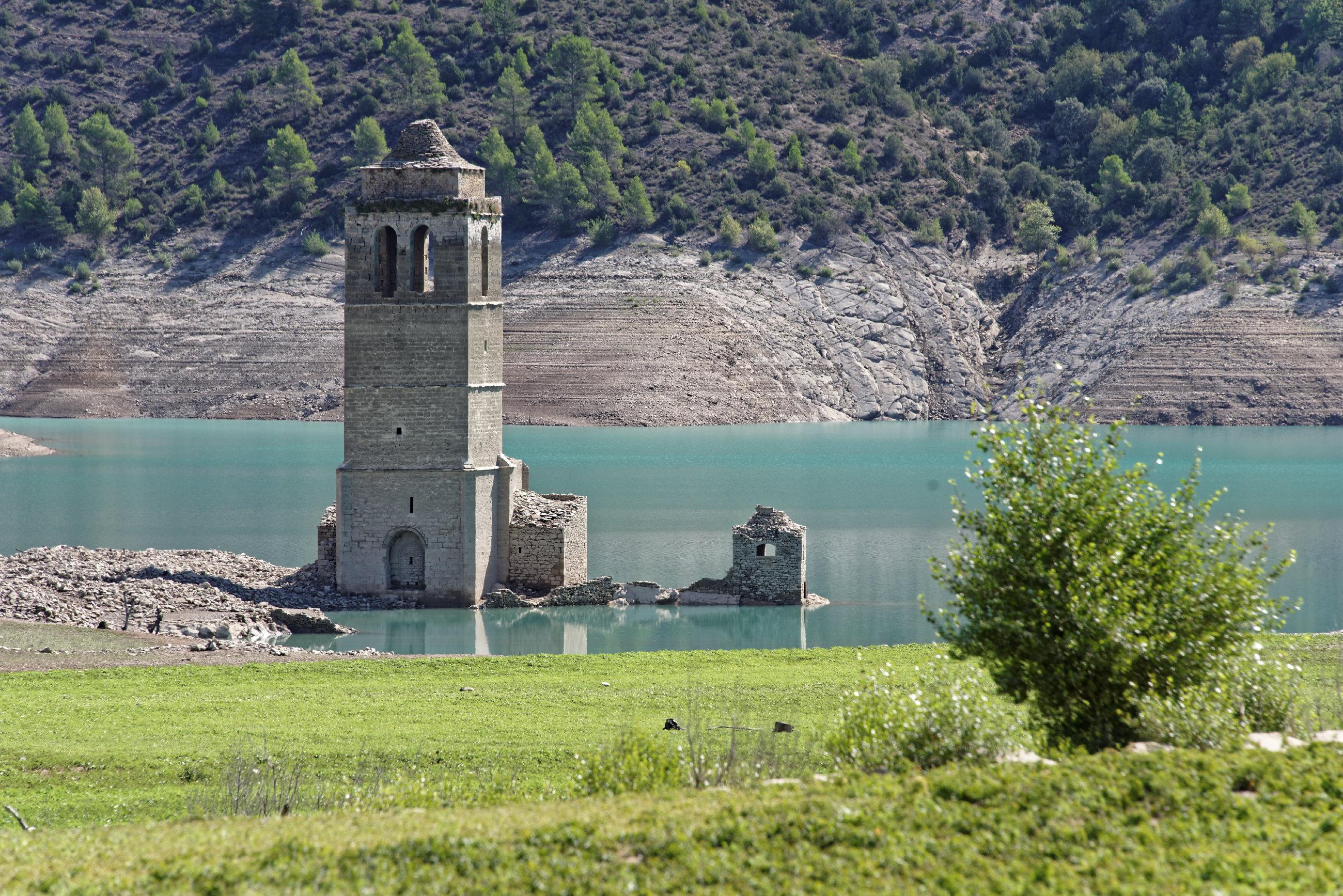 (7329) Lac de Mediano (Sobrarbe)
