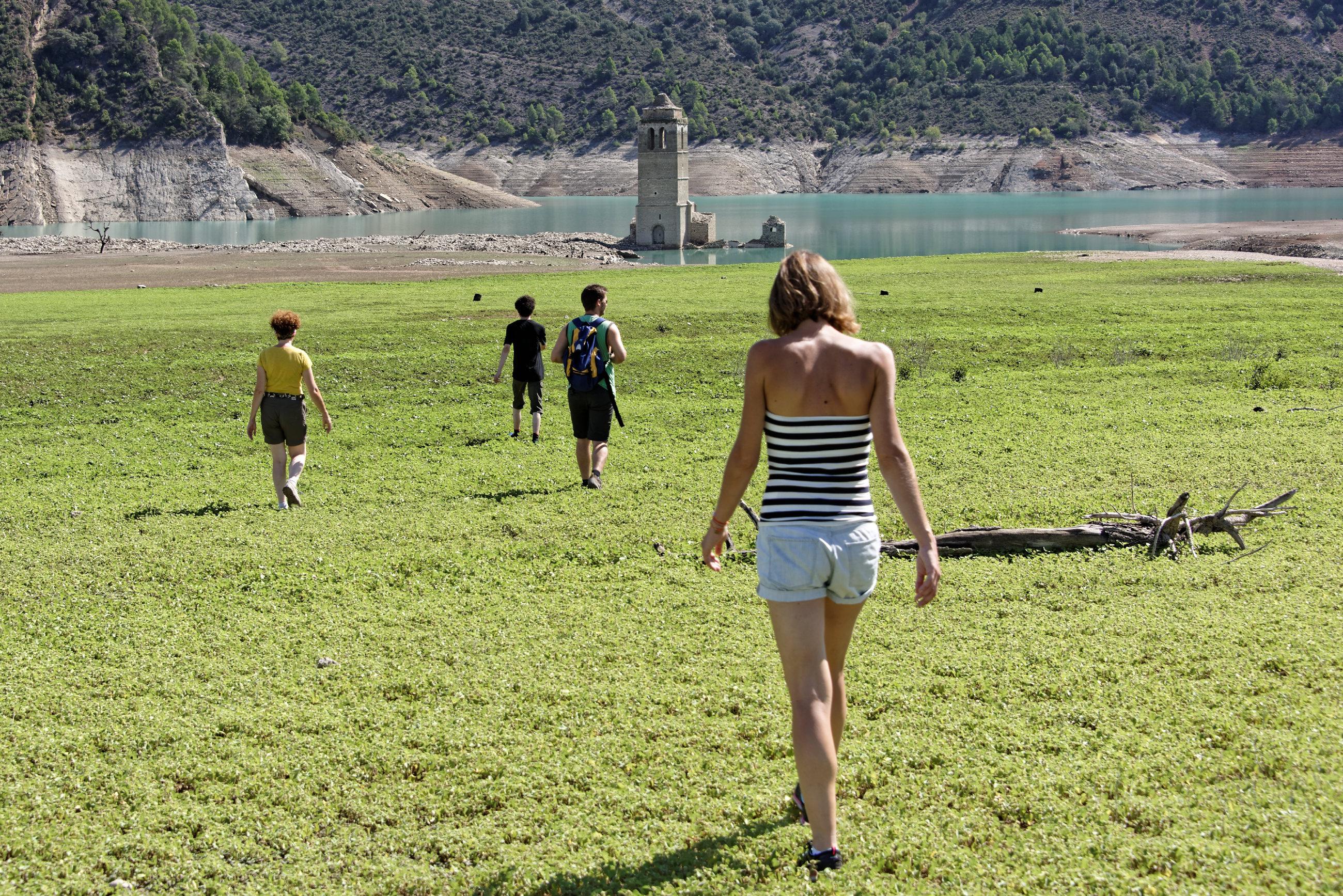 (7330) Lac de Mediano (Sobrarbe)