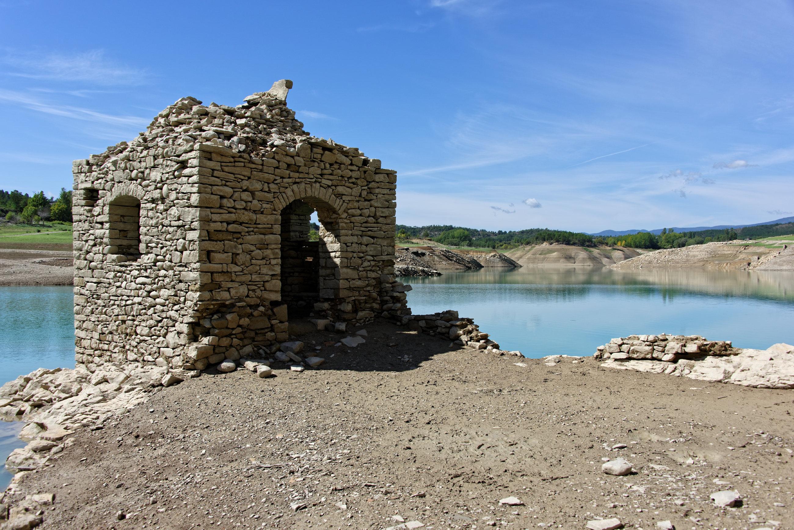 (7344) Lac de Mediano (Sobrarbe)