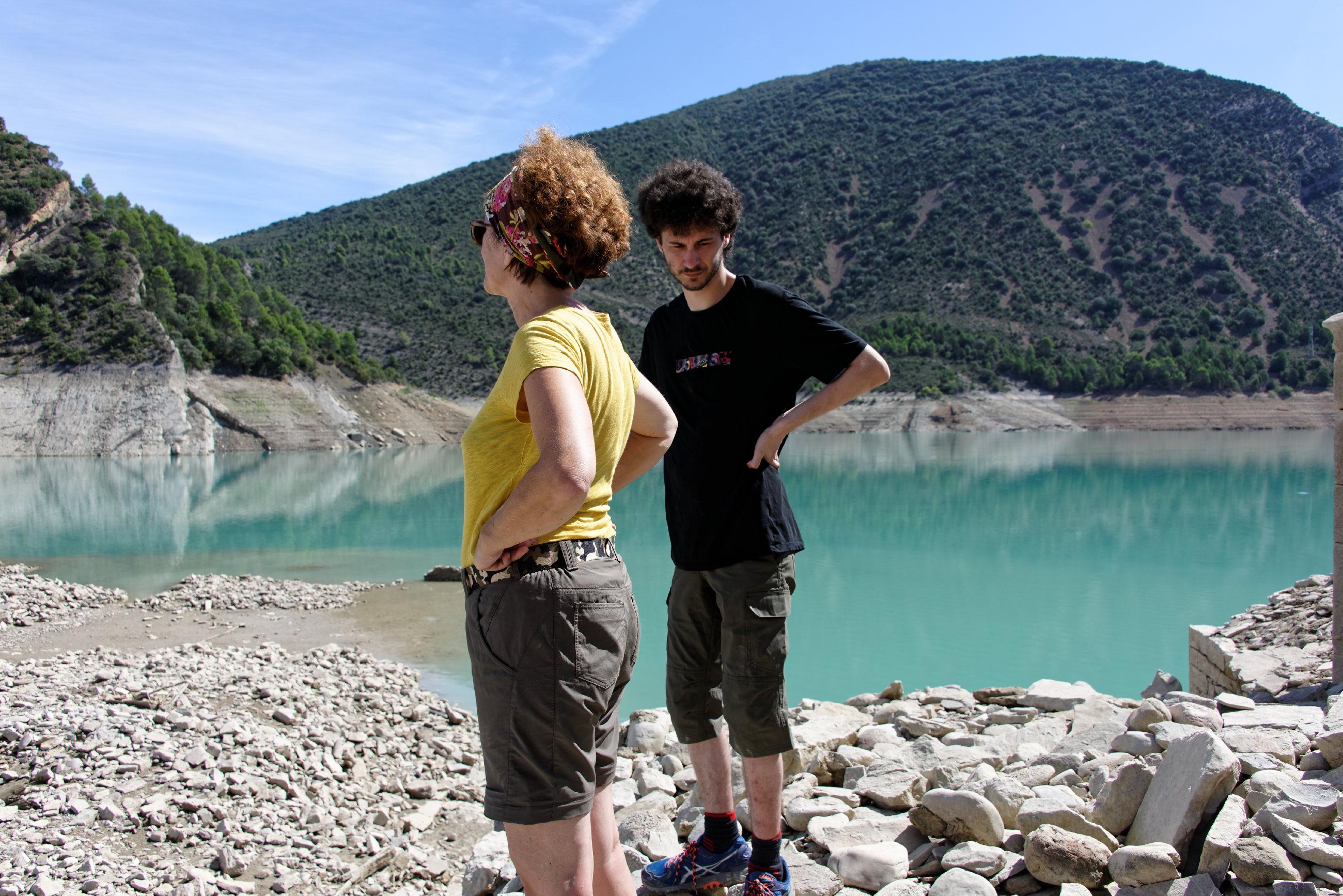 (7356) Lac de Mediano (Sobrarbe)