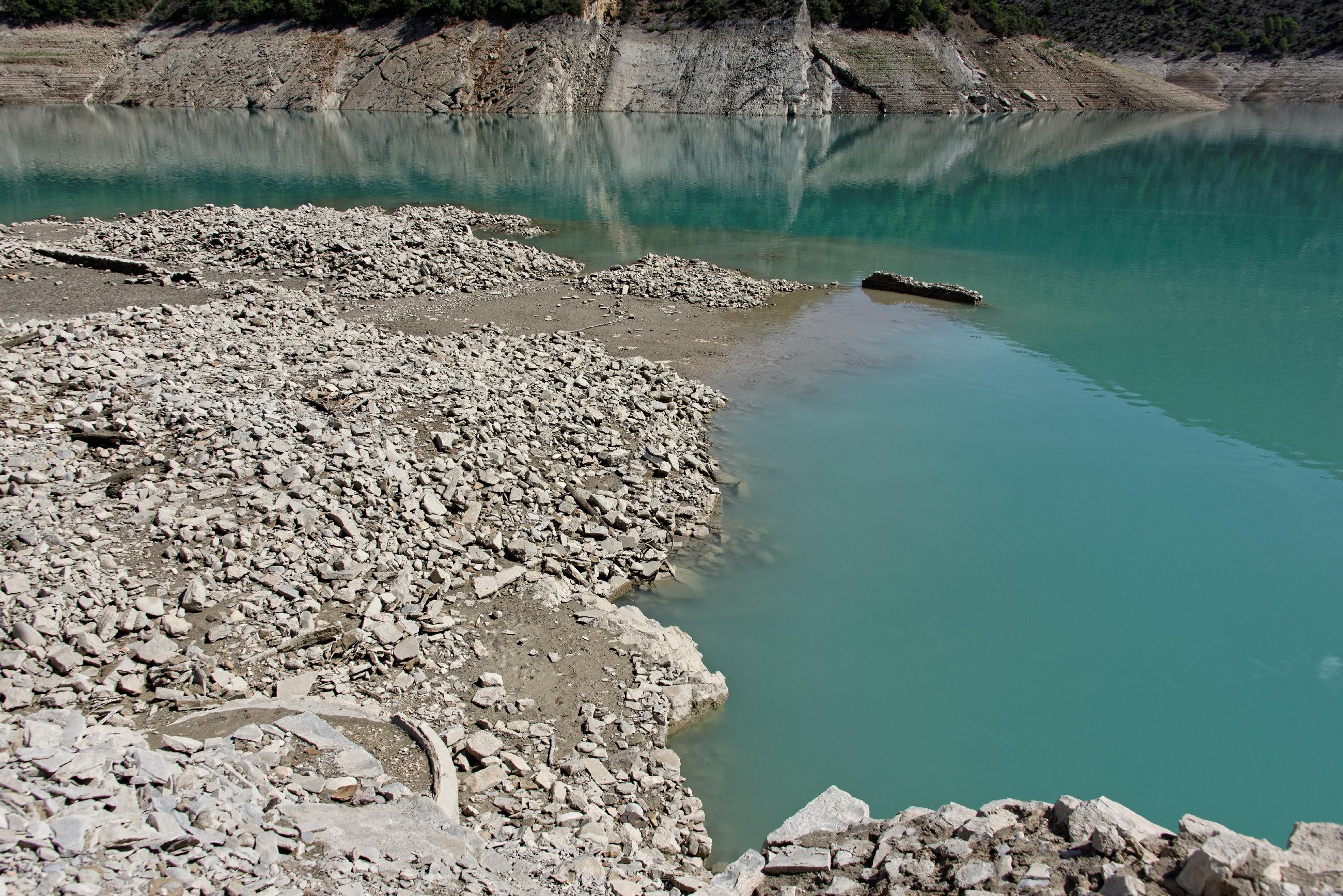 (7358) Lac de Mediano (Sobrarbe)