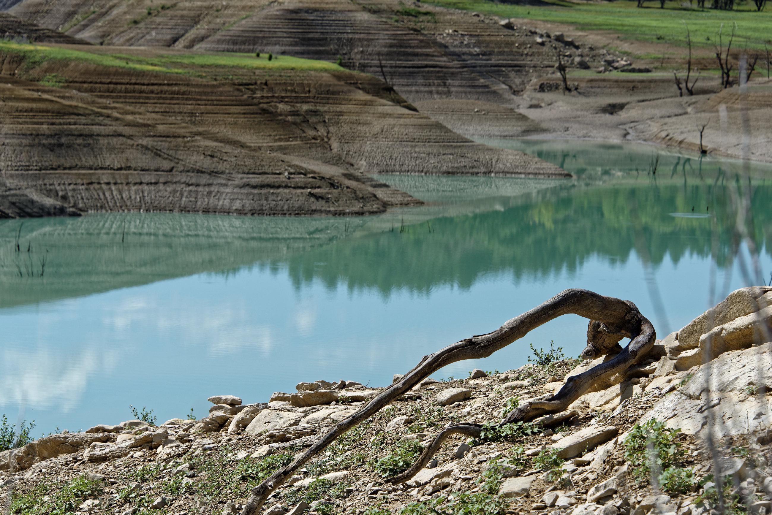 (7364) Lac de Mediano (Sobrarbe)
