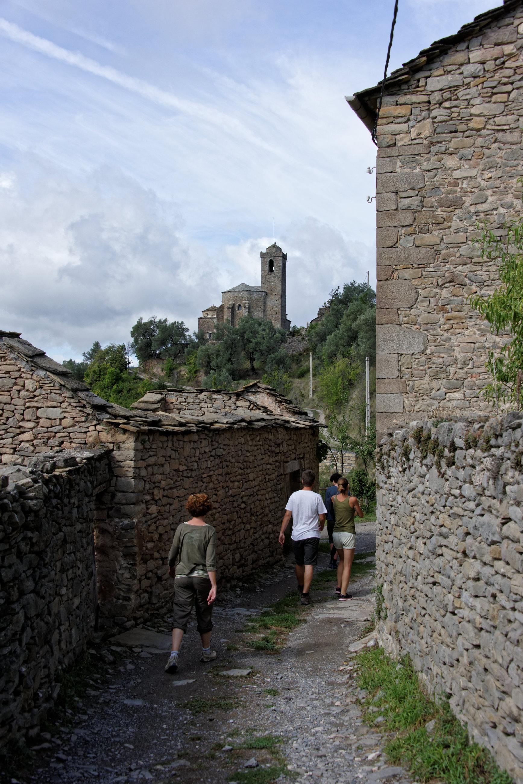 (7518) Santa Maria de Buil (Sobrarbe)