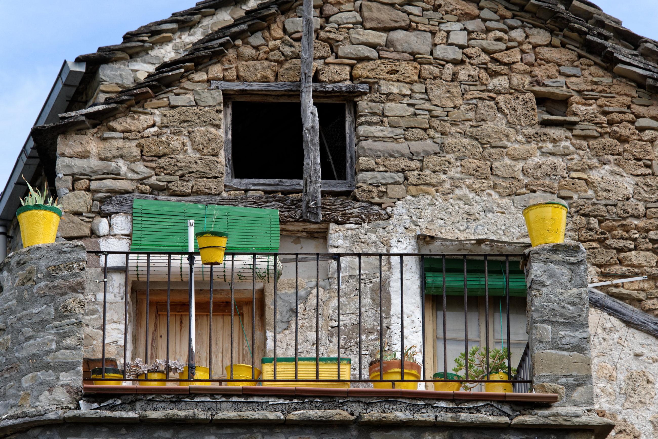 (7519) Santa Maria de Buil (Sobrarbe)