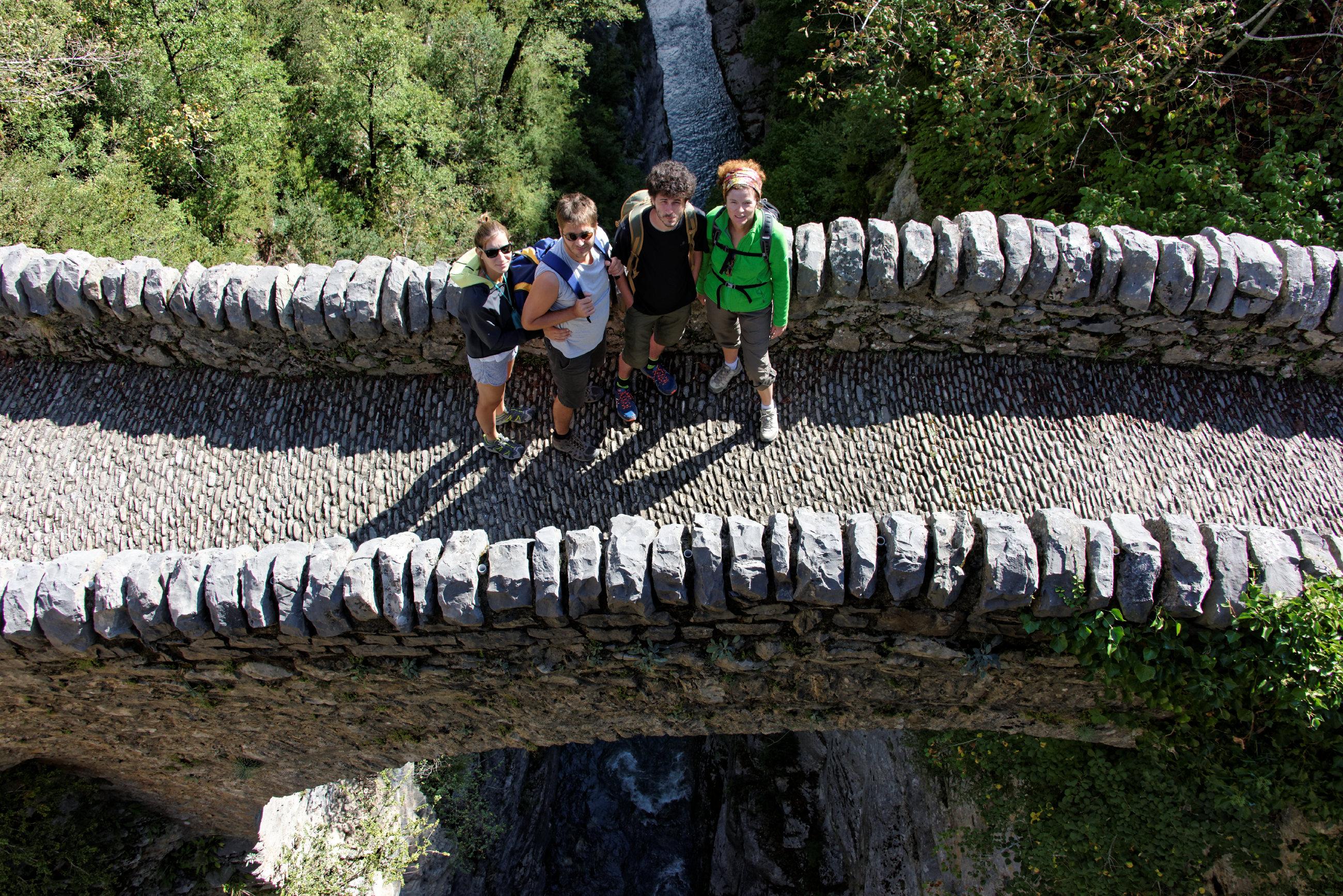 (7813) Puente de San Urbez (Sobrarbe-Anisclo)
