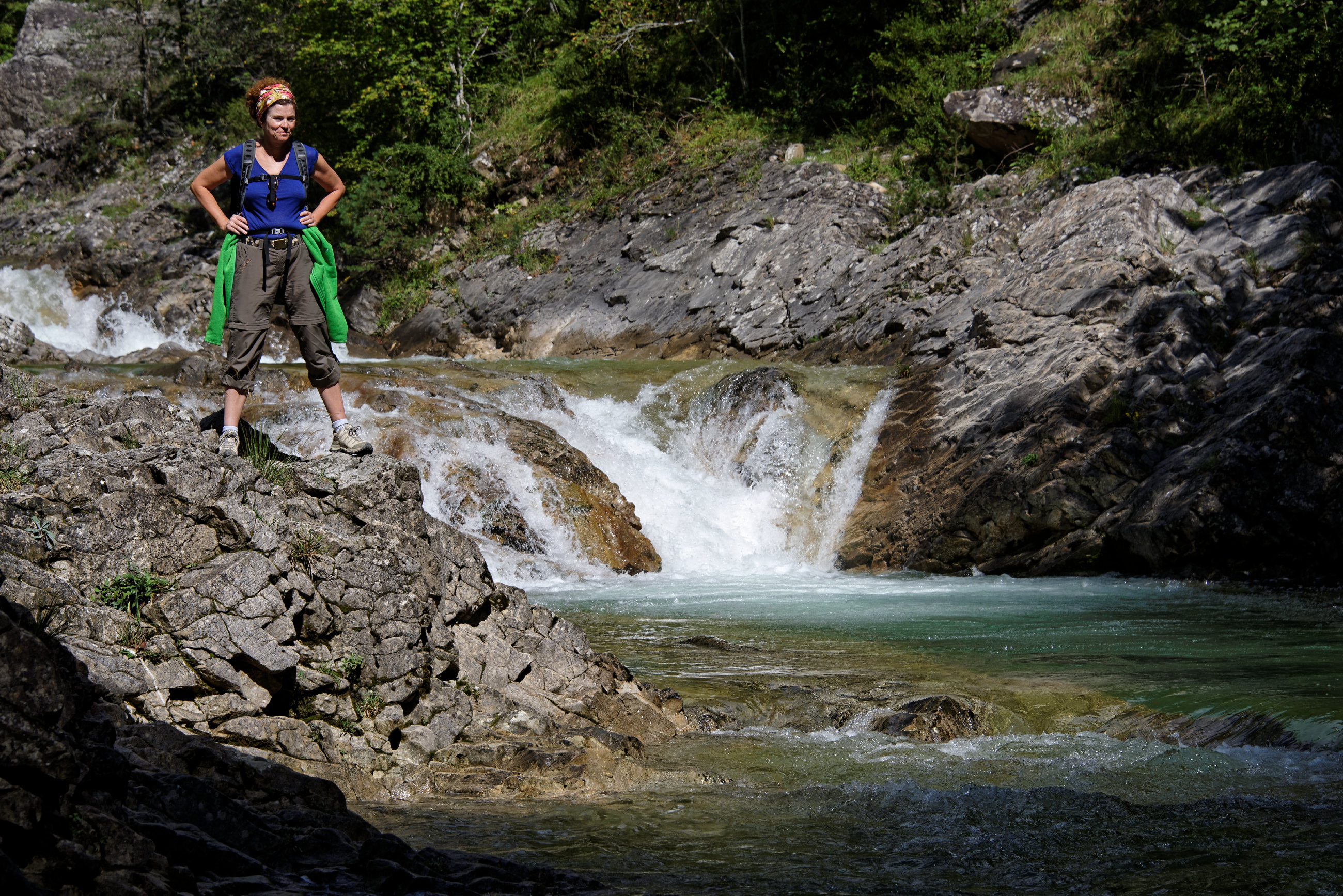 (7827) Canyon d'Anisclo  (Sobrarbe)