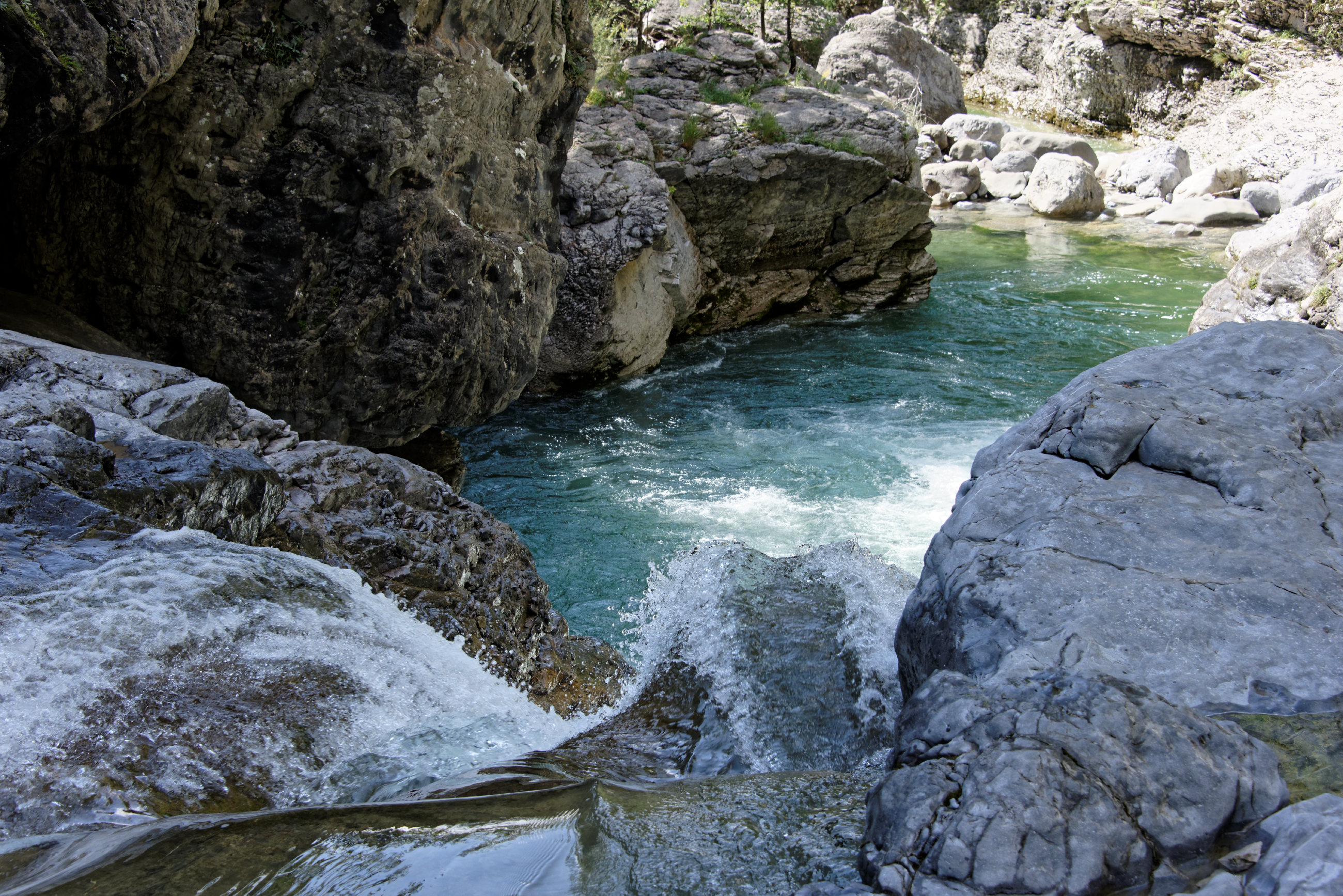 (7833) Canyon d'Anisclo  (Sobrarbe)