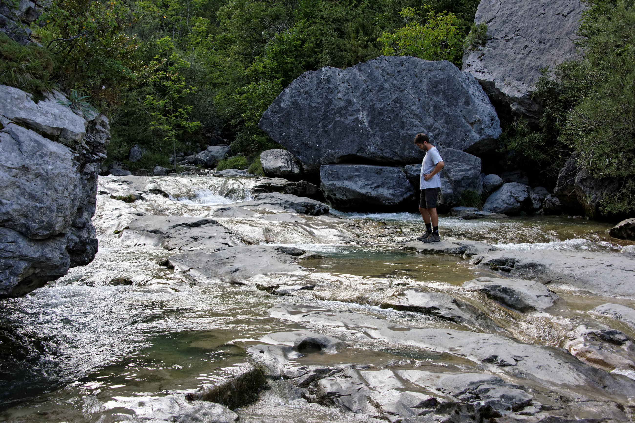 (7885) Cascade du rio Aso(Sobrarbe)