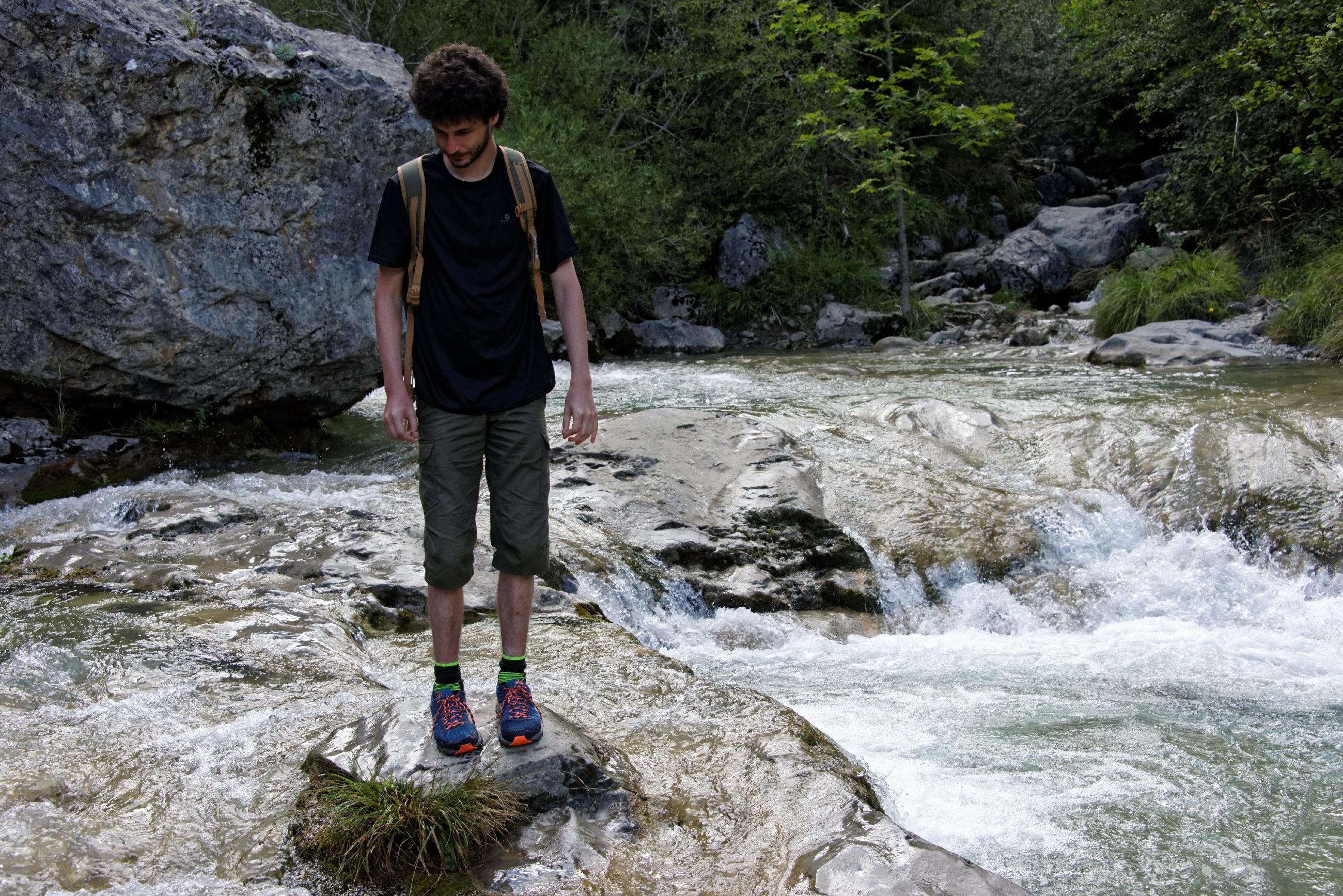 (7888) Cascade du rio Aso(Sobrarbe)