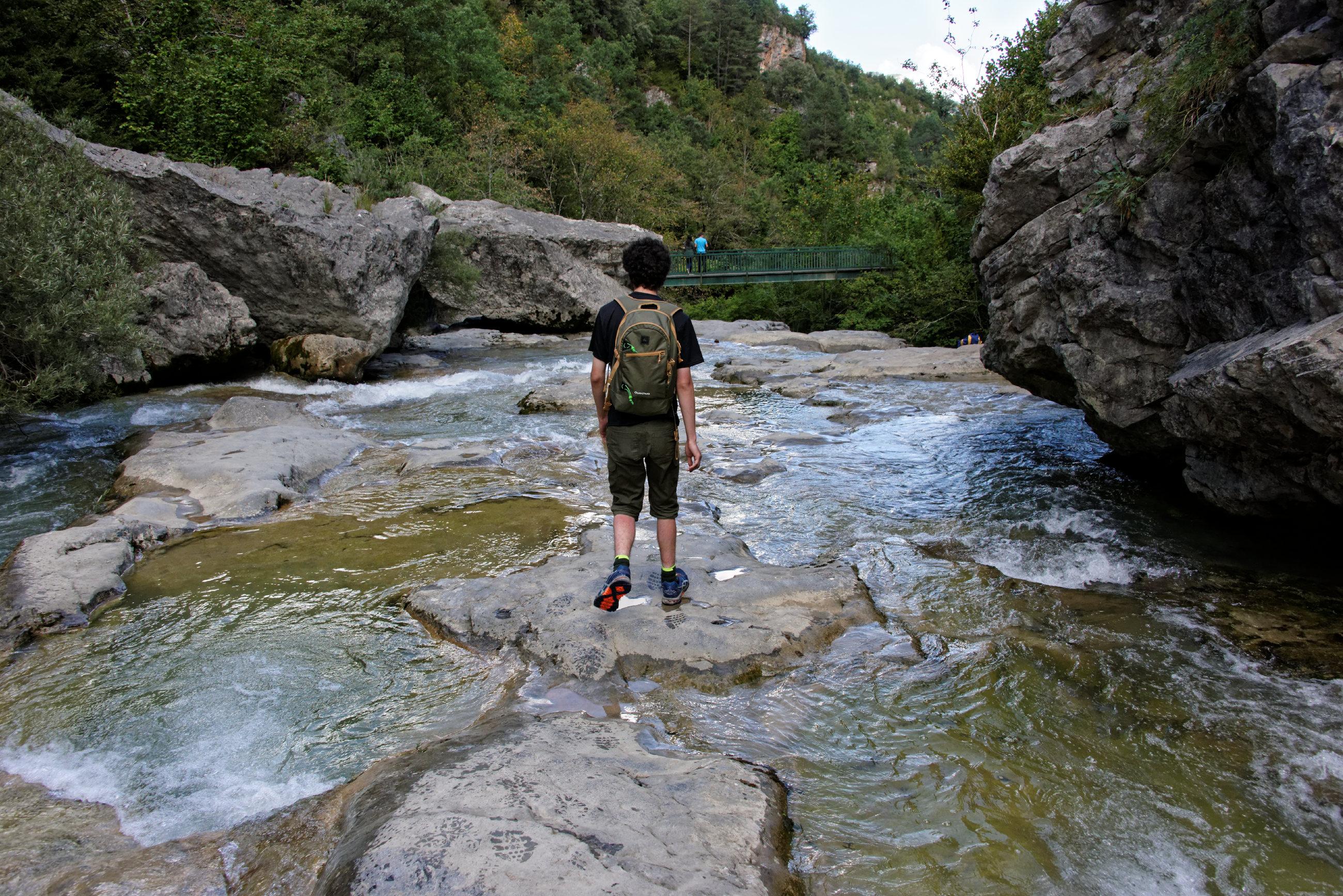 (7889) Cascade du rio Aso(Sobrarbe)