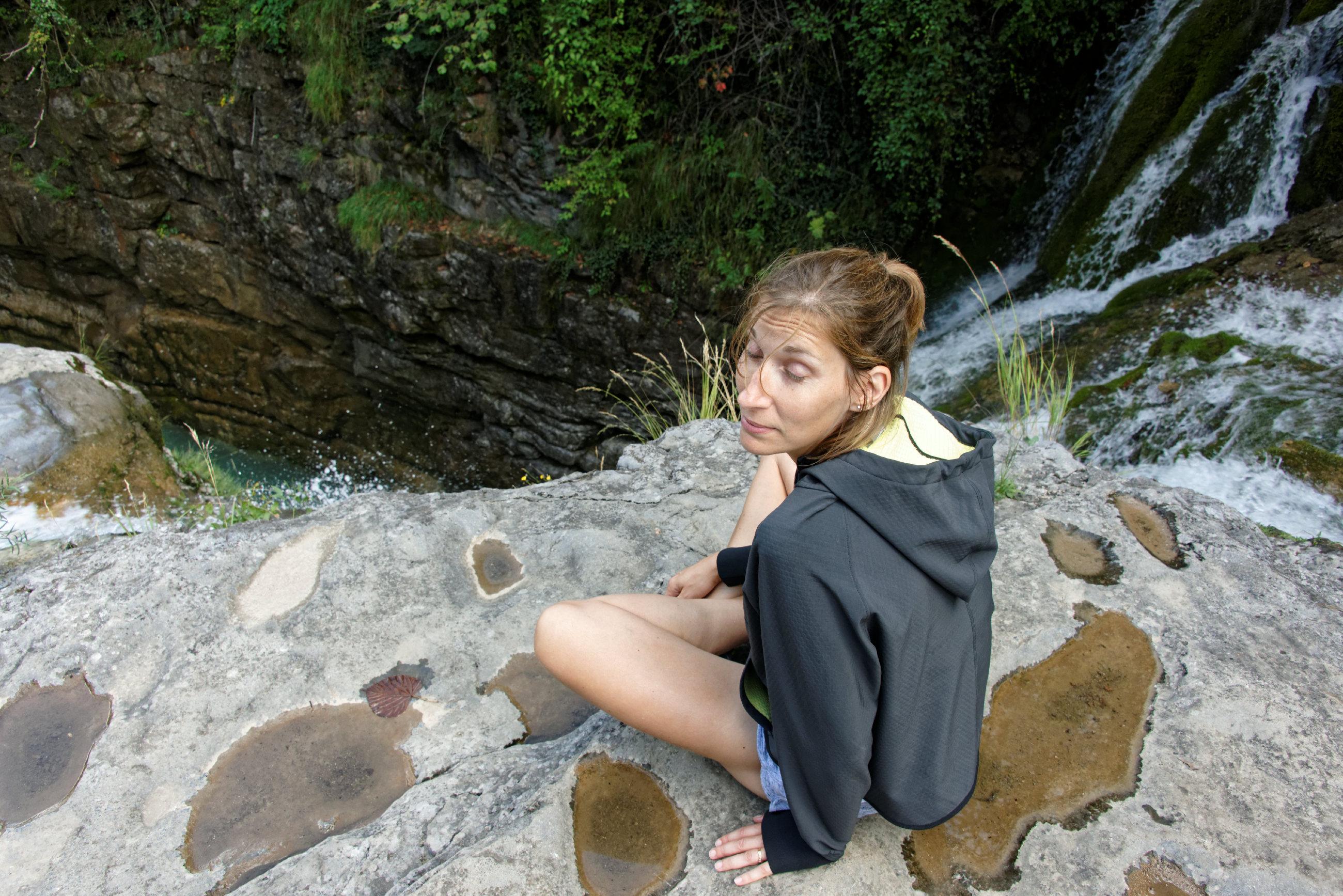 (7893) Cascade du rio Aso(Sobrarbe)