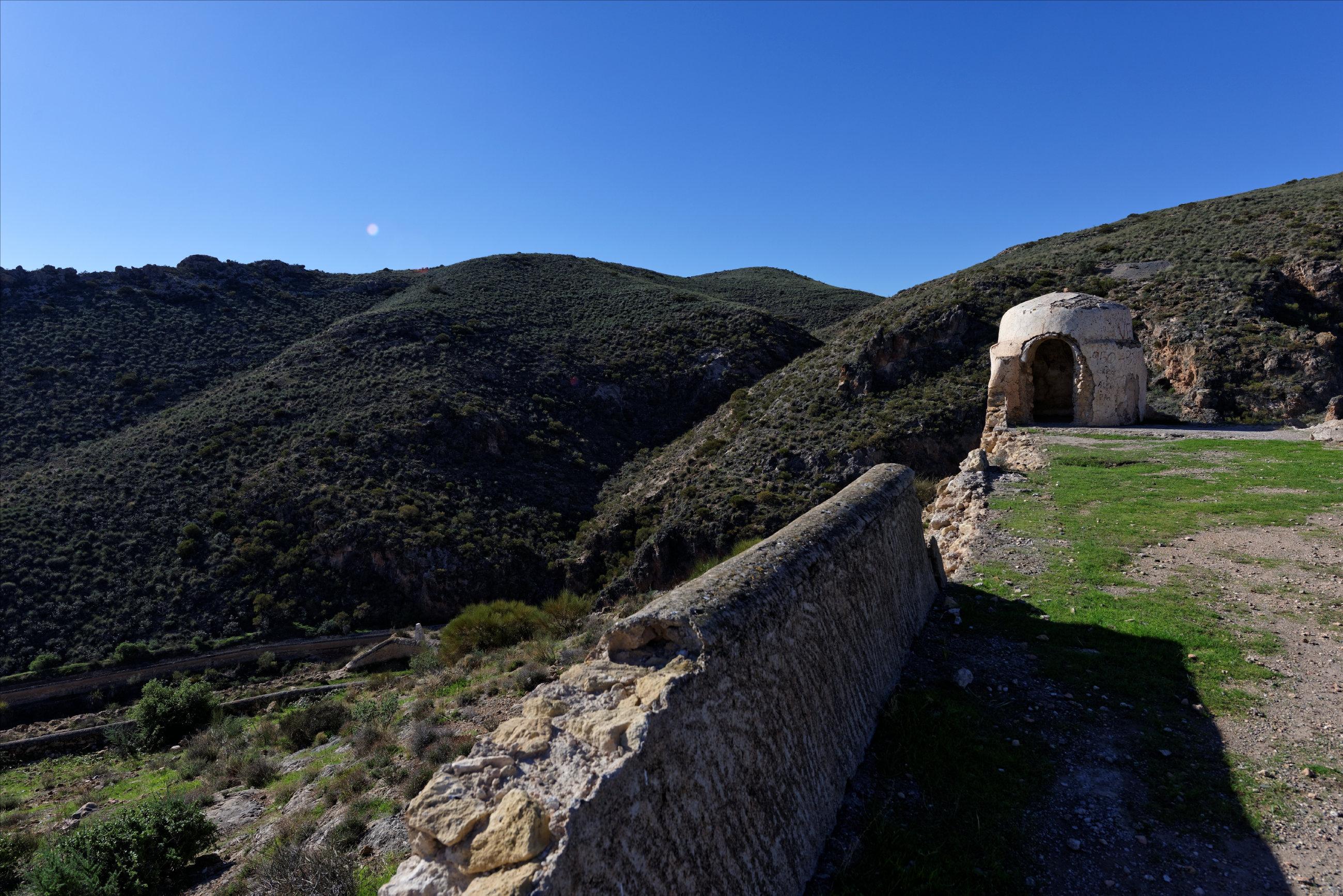 151107-Nijar - Embalse Isabel II - Barrage du 19eme (106)