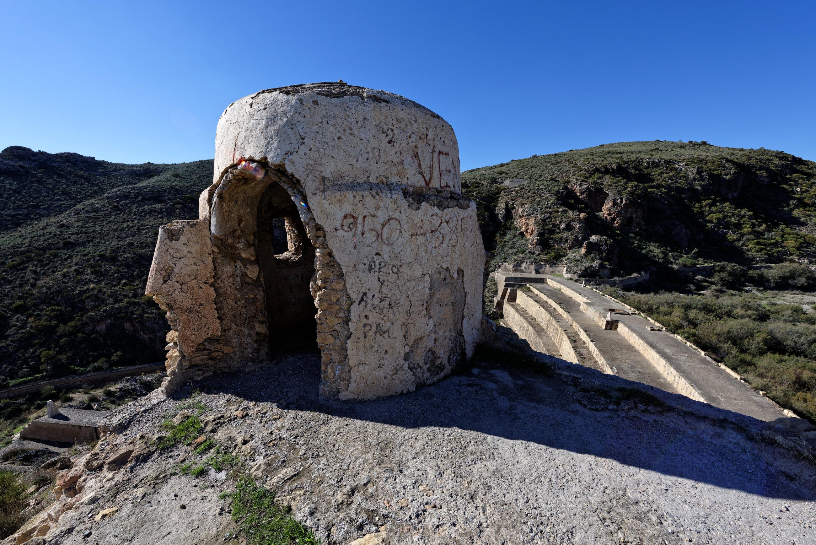151107-Nijar - Embalse Isabel II - Barrage du 19eme (107)