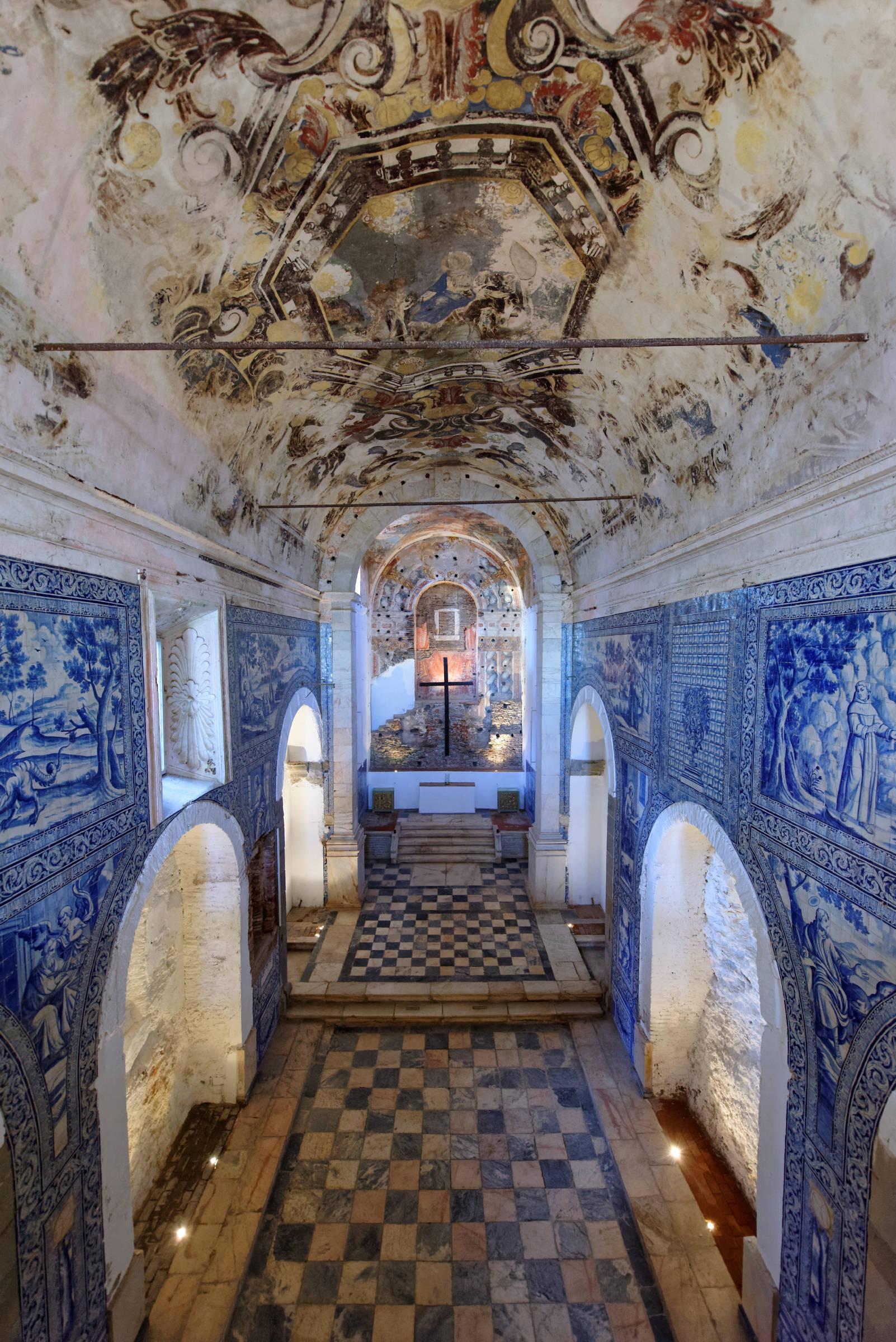 160407-Convento de sao paulo (Alentero Portugal) (146)