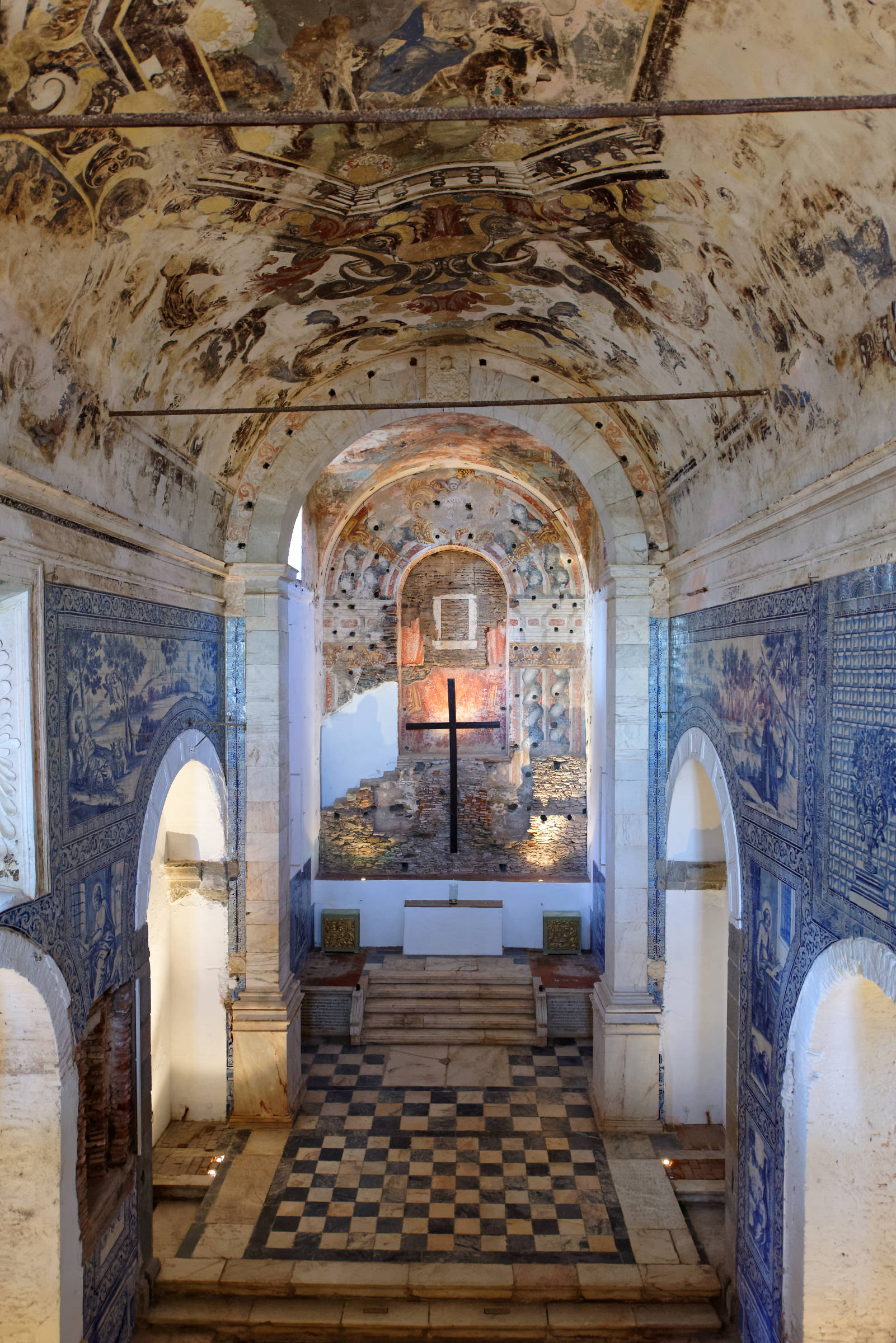 160407-Convento de sao paulo (Alentero Portugal) (150)