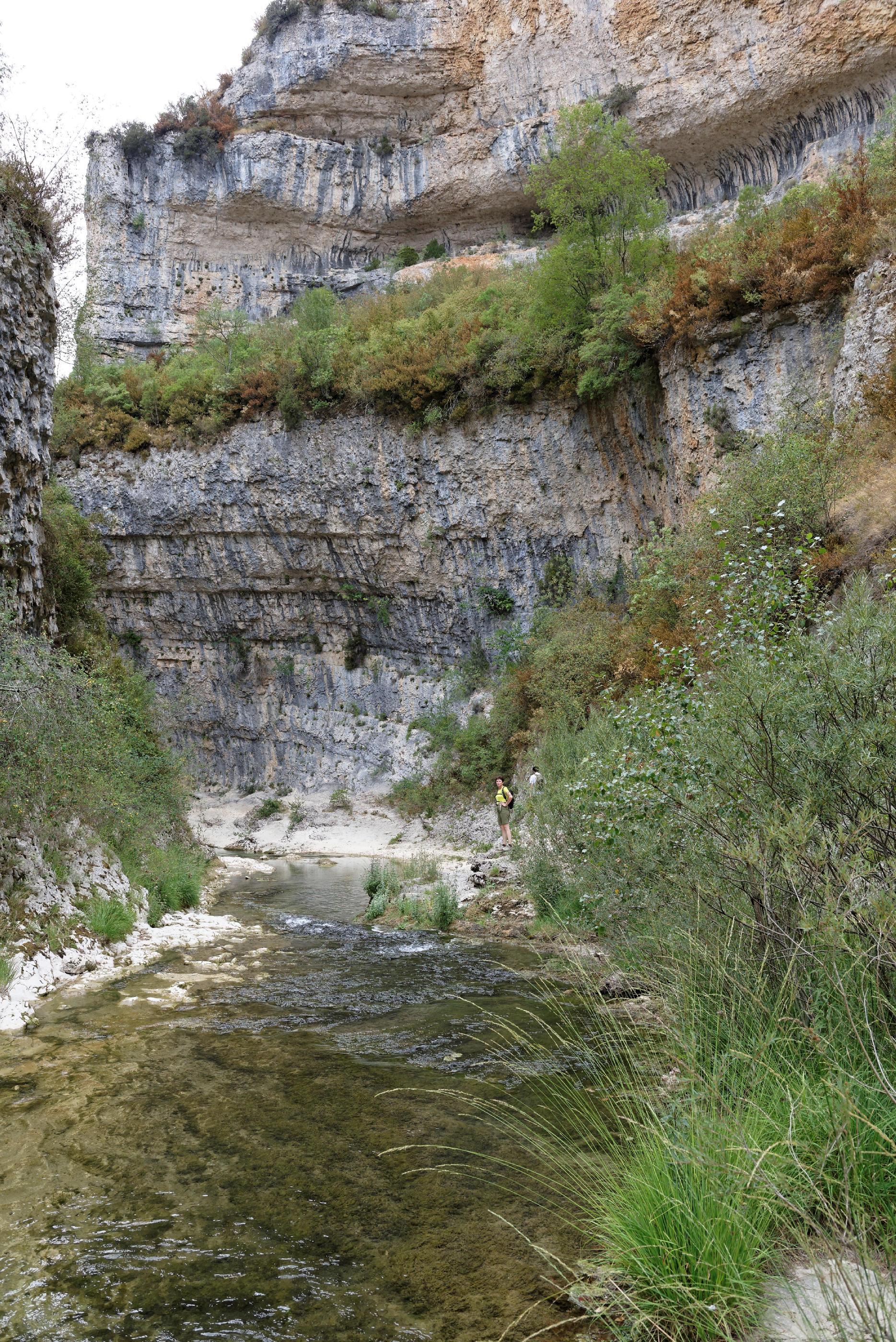 160909-lecina-marche-canyon-del-rio-vero-puente-de-villacantal-sierra-de-guara-aragon-29