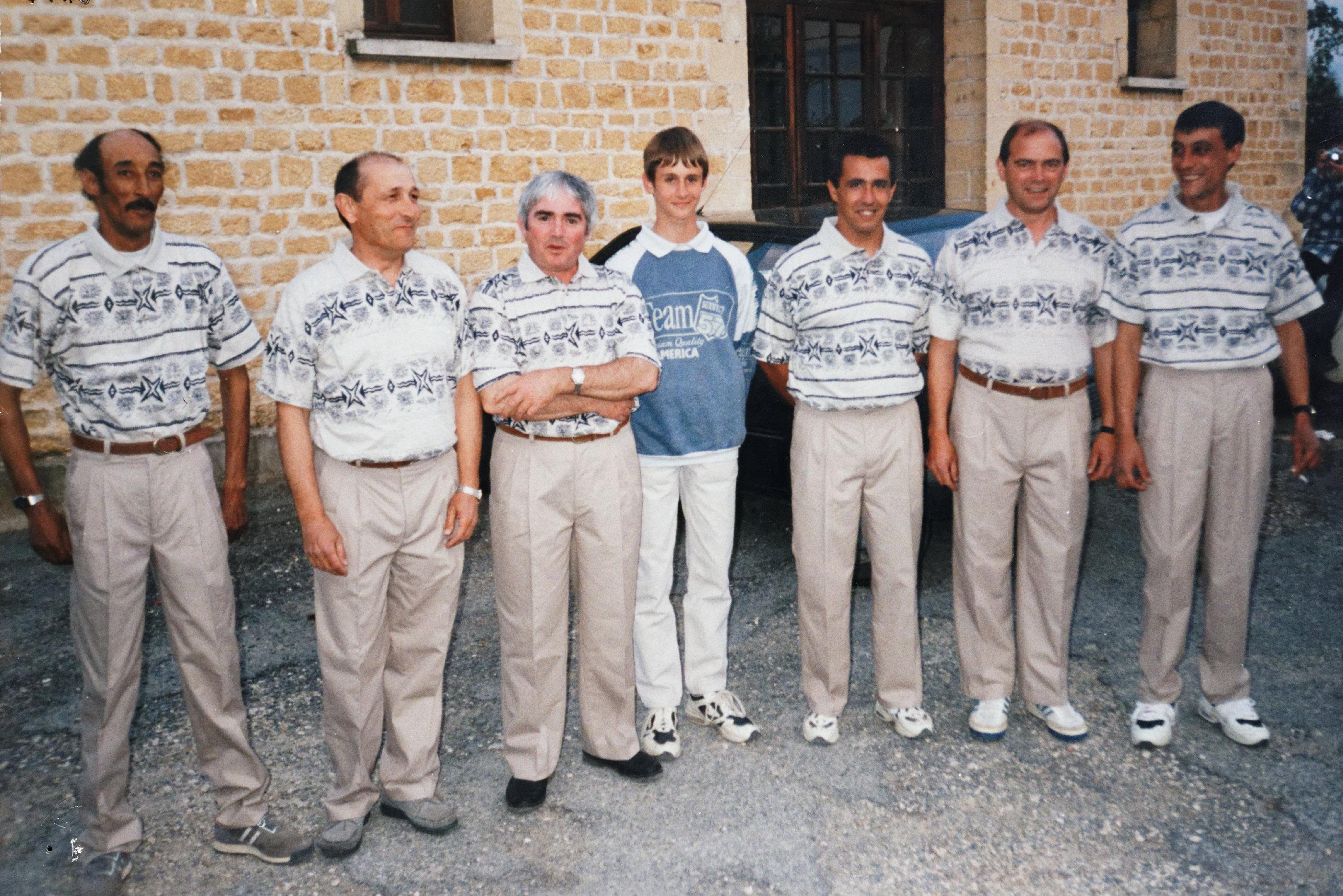2003-05 - Agen Badel-Baroni-Campergue & Coldeboeuf-Franquet-Sanchez