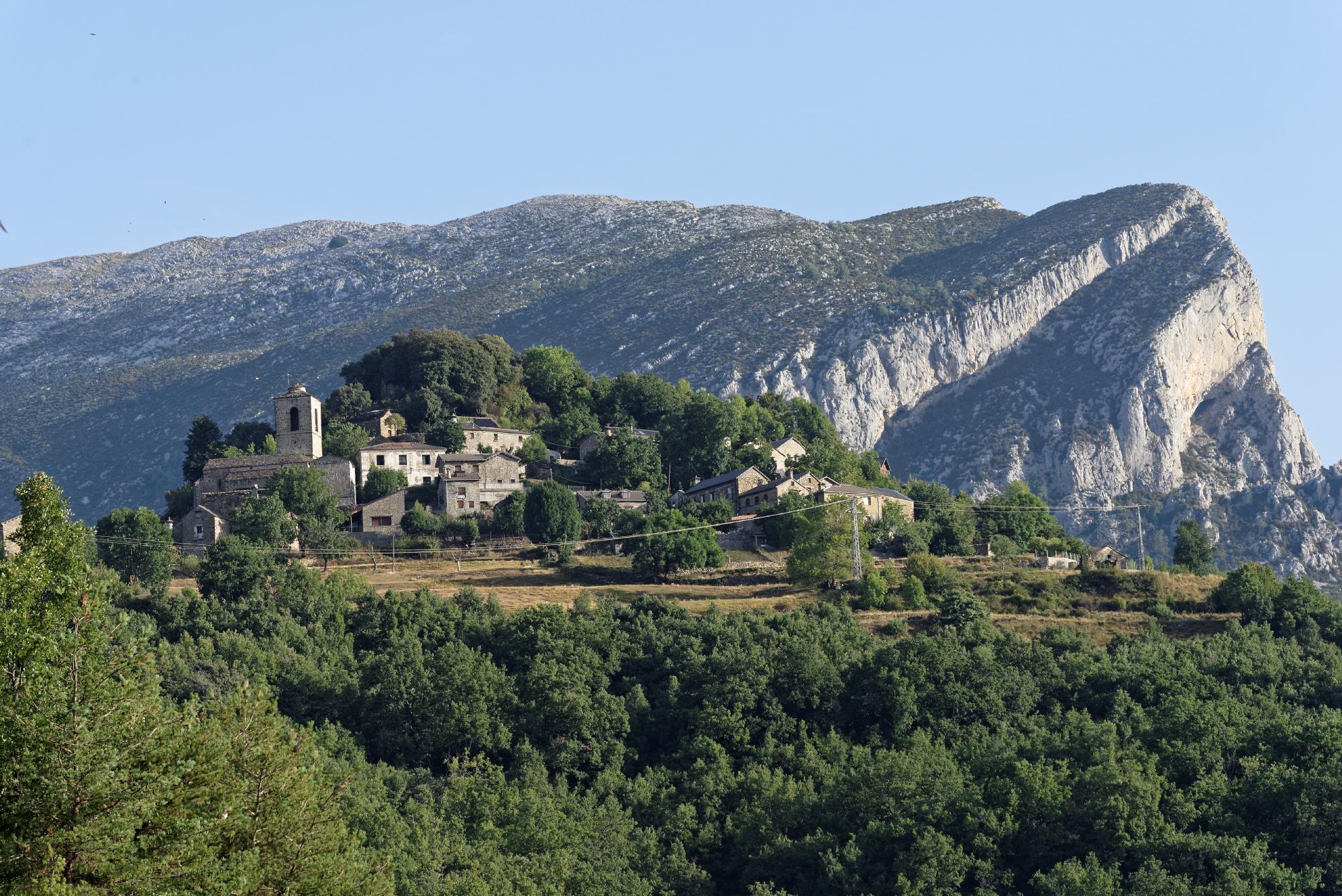 170829 - Montana de Sensa - Los Sestrales (Sobrarbe) (100)