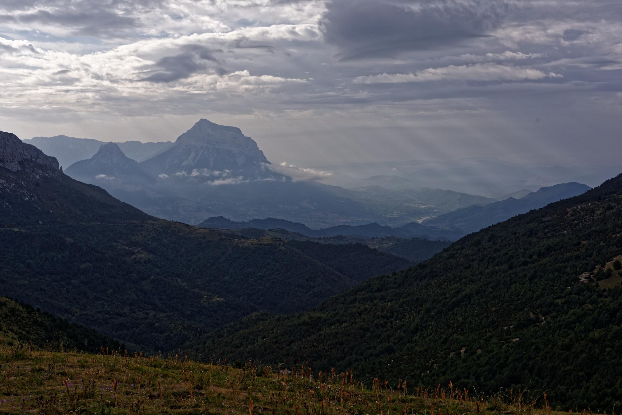 170829 - Montana de Sensa - Los Sestrales (Sobrarbe) (126)