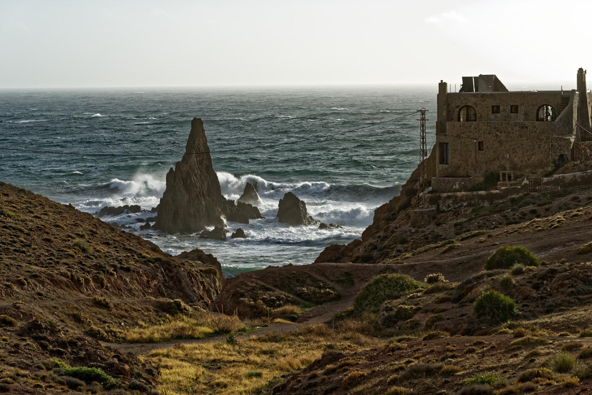 171215-Faro de Cabo de Gata (Cabo de Gata - Andalousie) (151)