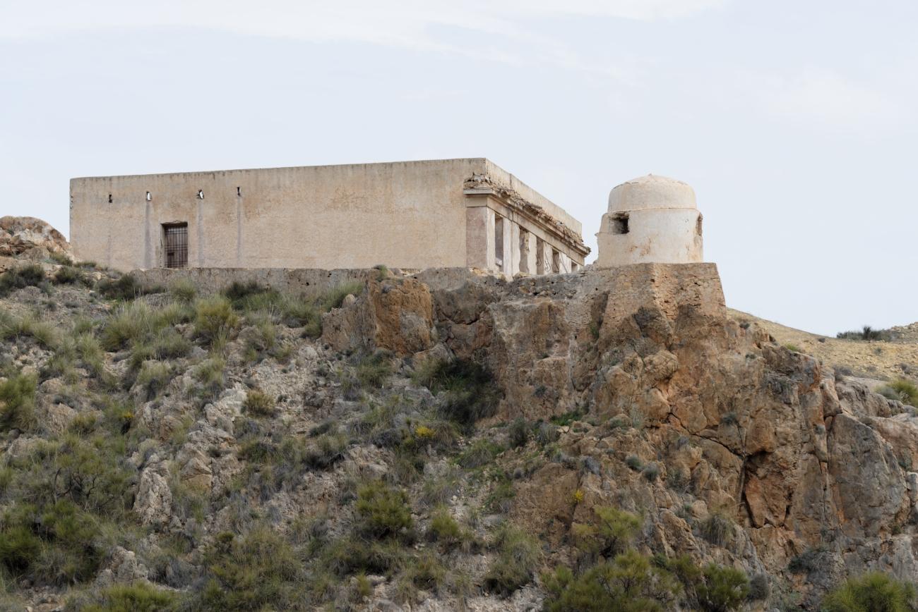 180314-1-Barrage 19eme Embalse Isabel II (Sierra Alhamilla-Andalousie) (10)