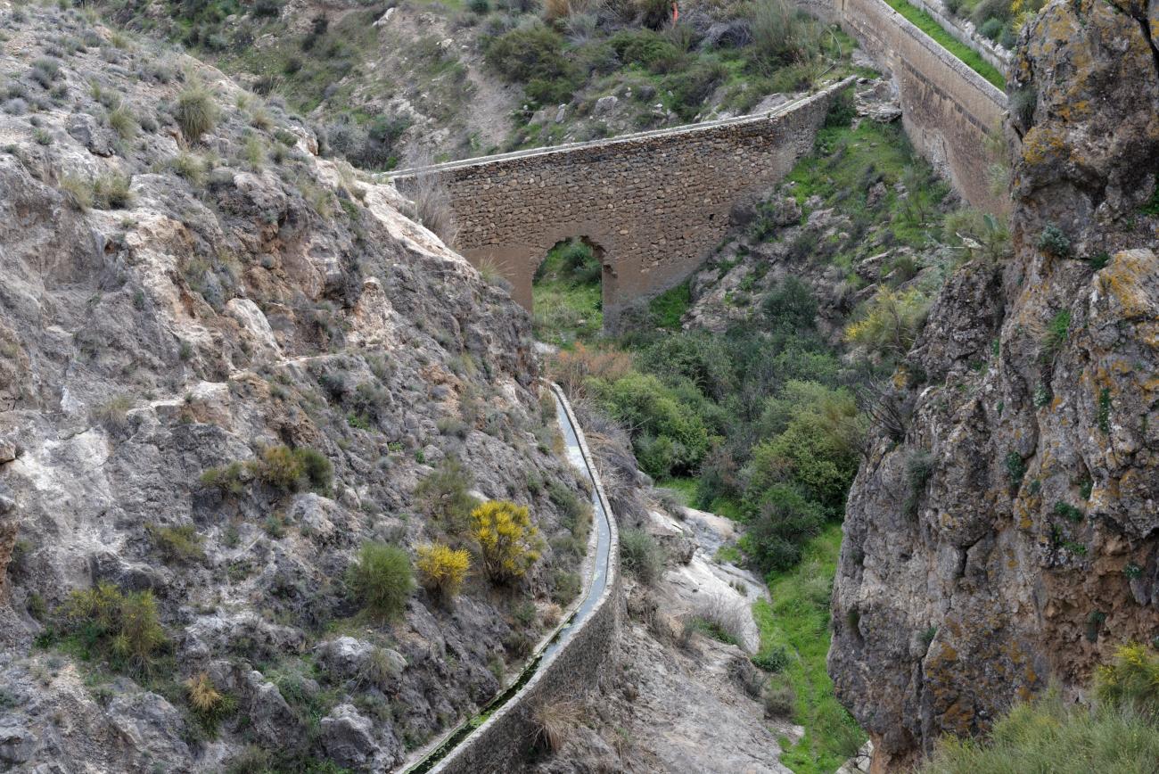 180314-1-Barrage 19eme Embalse Isabel II (Sierra Alhamilla-Andalousie) (11)